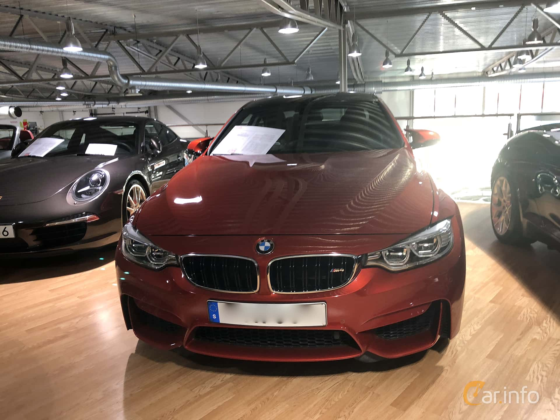 BMW M4 Coupé 3.0 DCT, 431hp, 2014