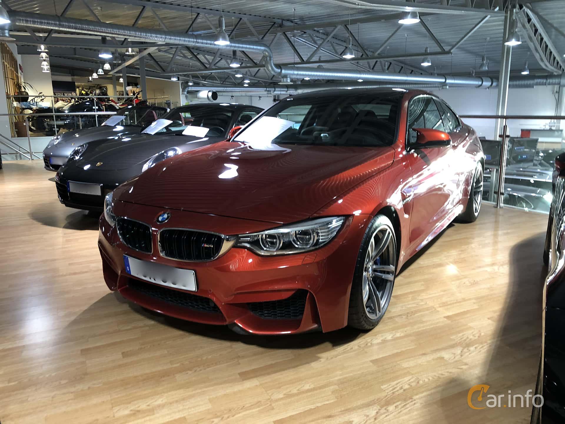 BMW M4 Coupé 3.0 DCT, 431hk, 2014