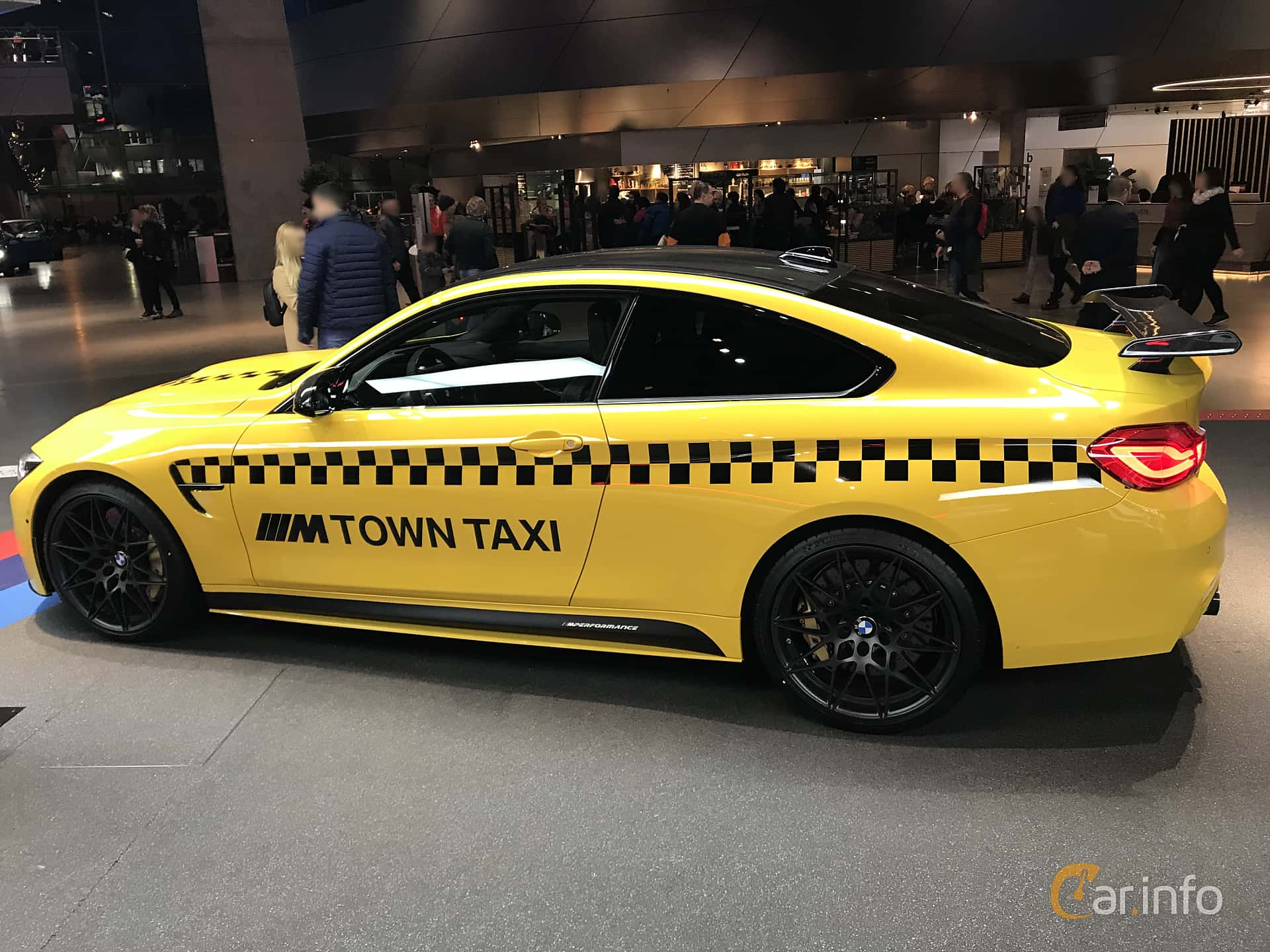 BMW M4 Competition Coupé  Drivelogic, 450hp, 2019