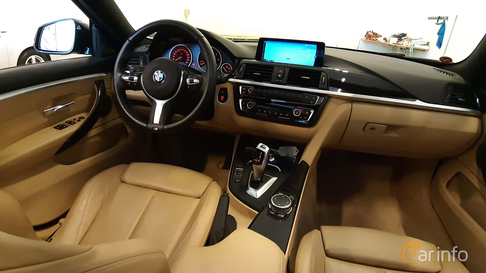 BMW 420d xDrive Gran Coupé  Steptronic, 190hp, 2016