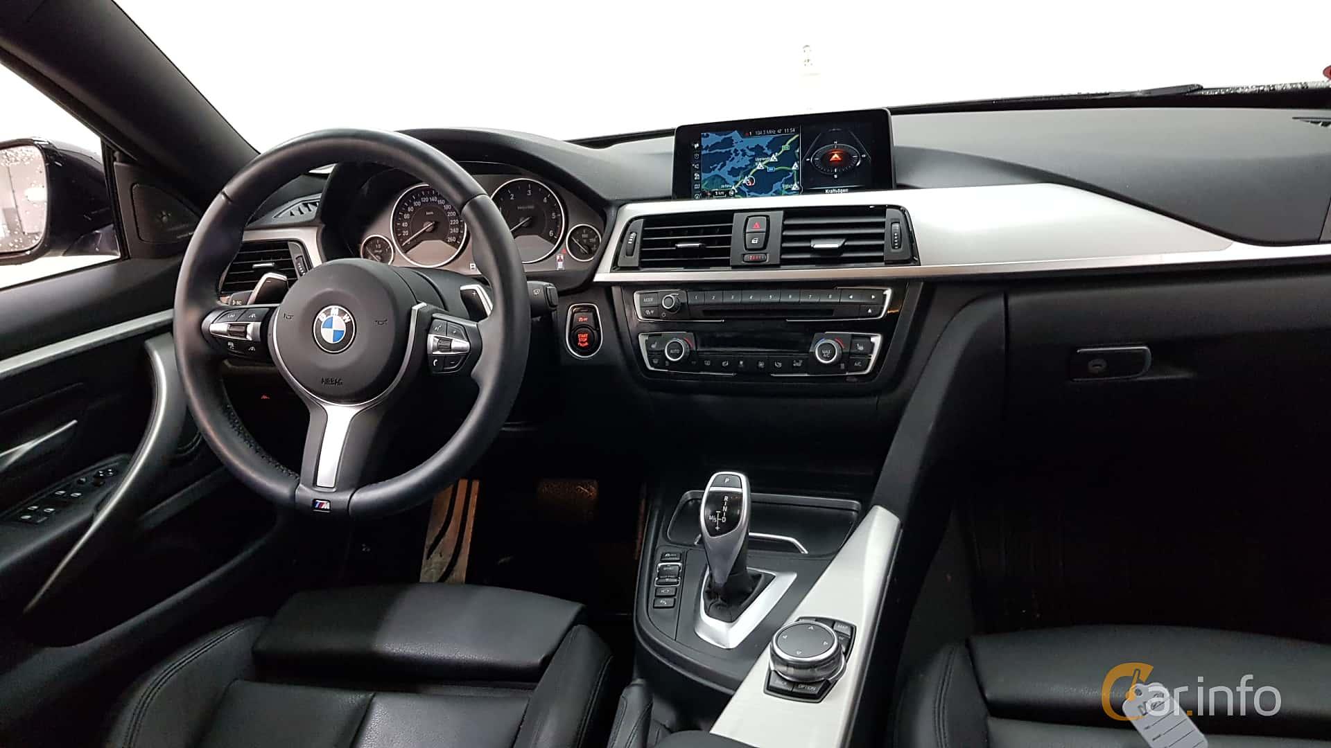 BMW 420d XDrive Gran Coupe 20 Steptronic 190hp 2017