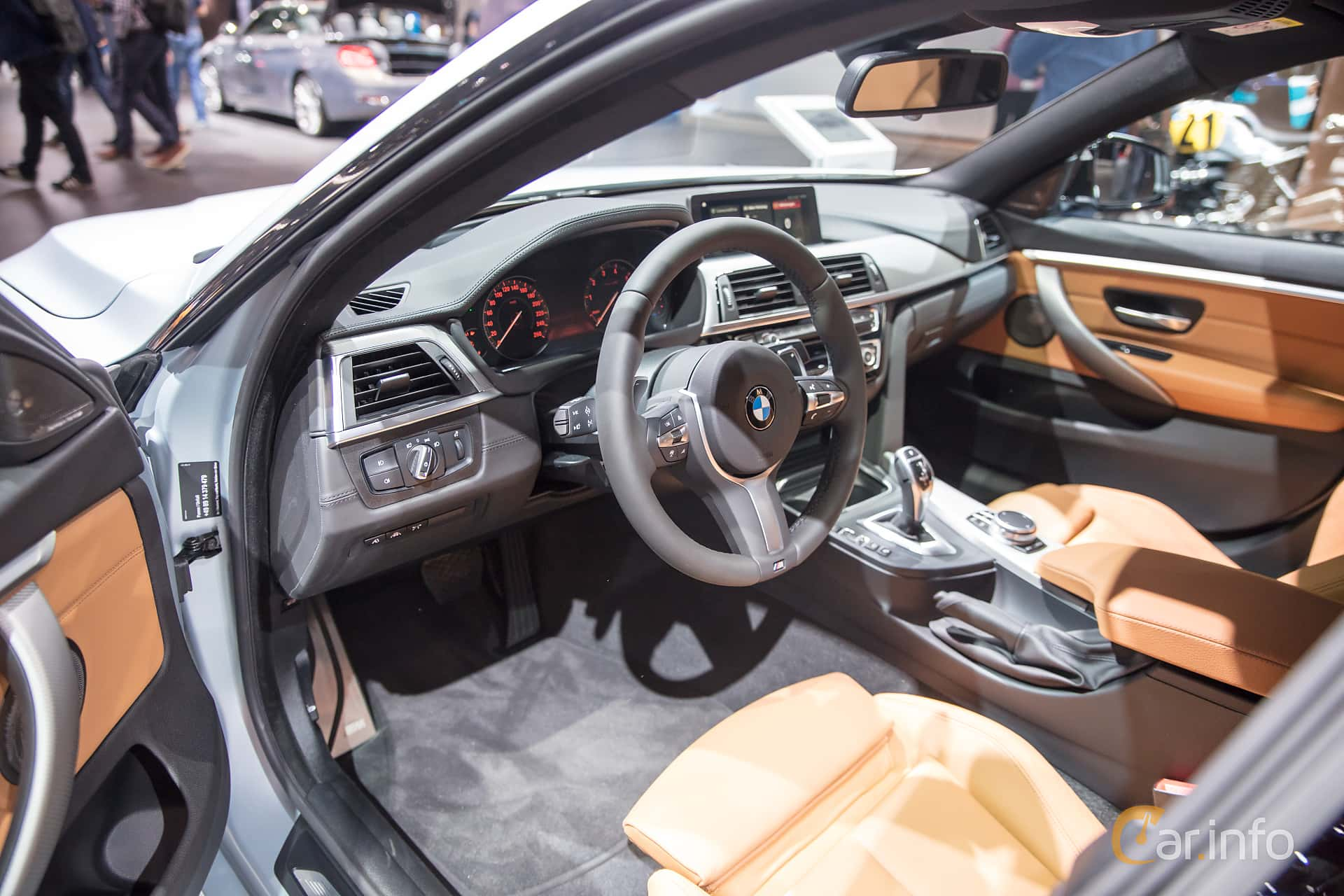 BMW 440i Gran Coupe 30 Steptronic 326hp 2018 At IAA 2017