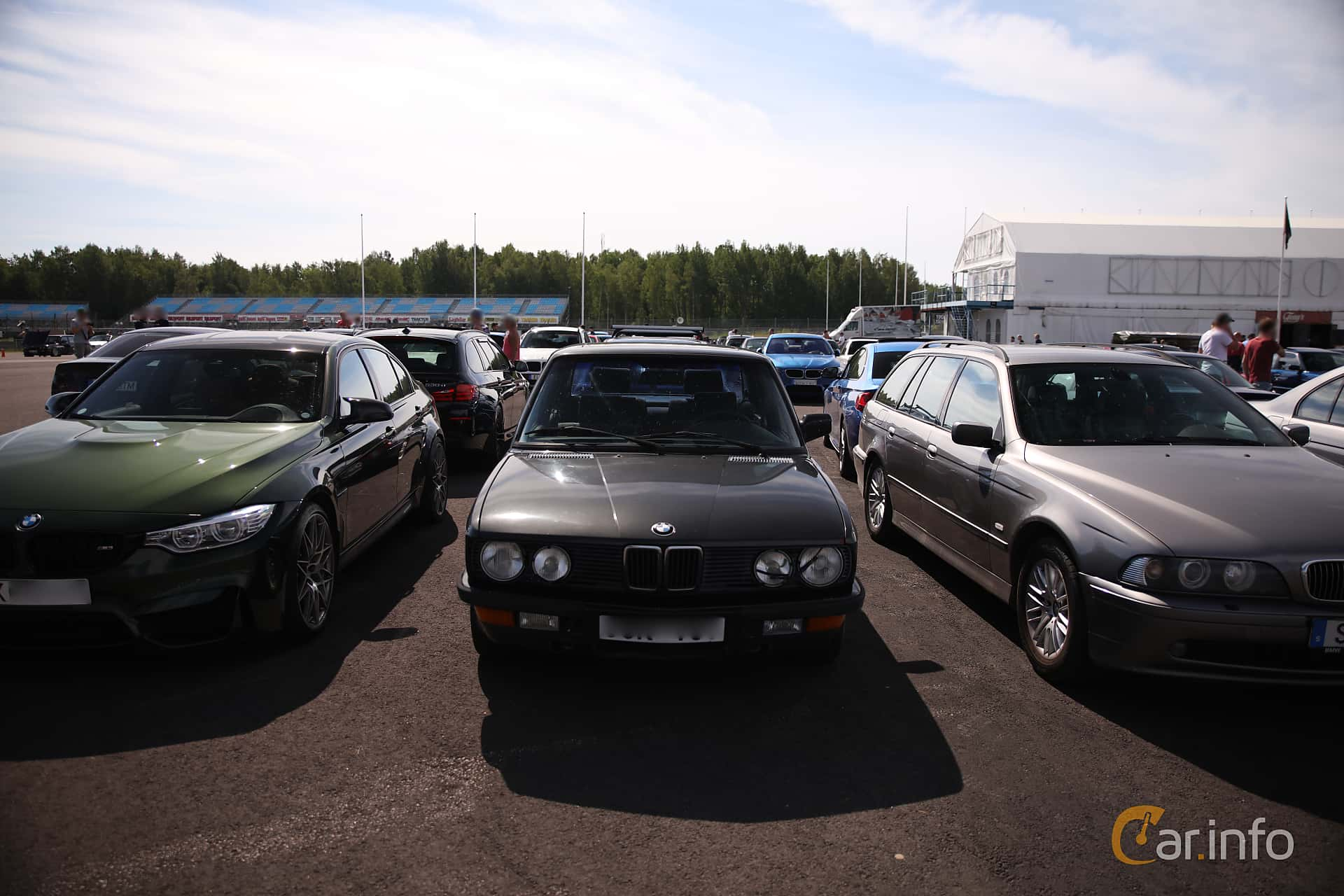 3 Images Of Bmw 520i Manual 129hp 1988 By Franzhaenel