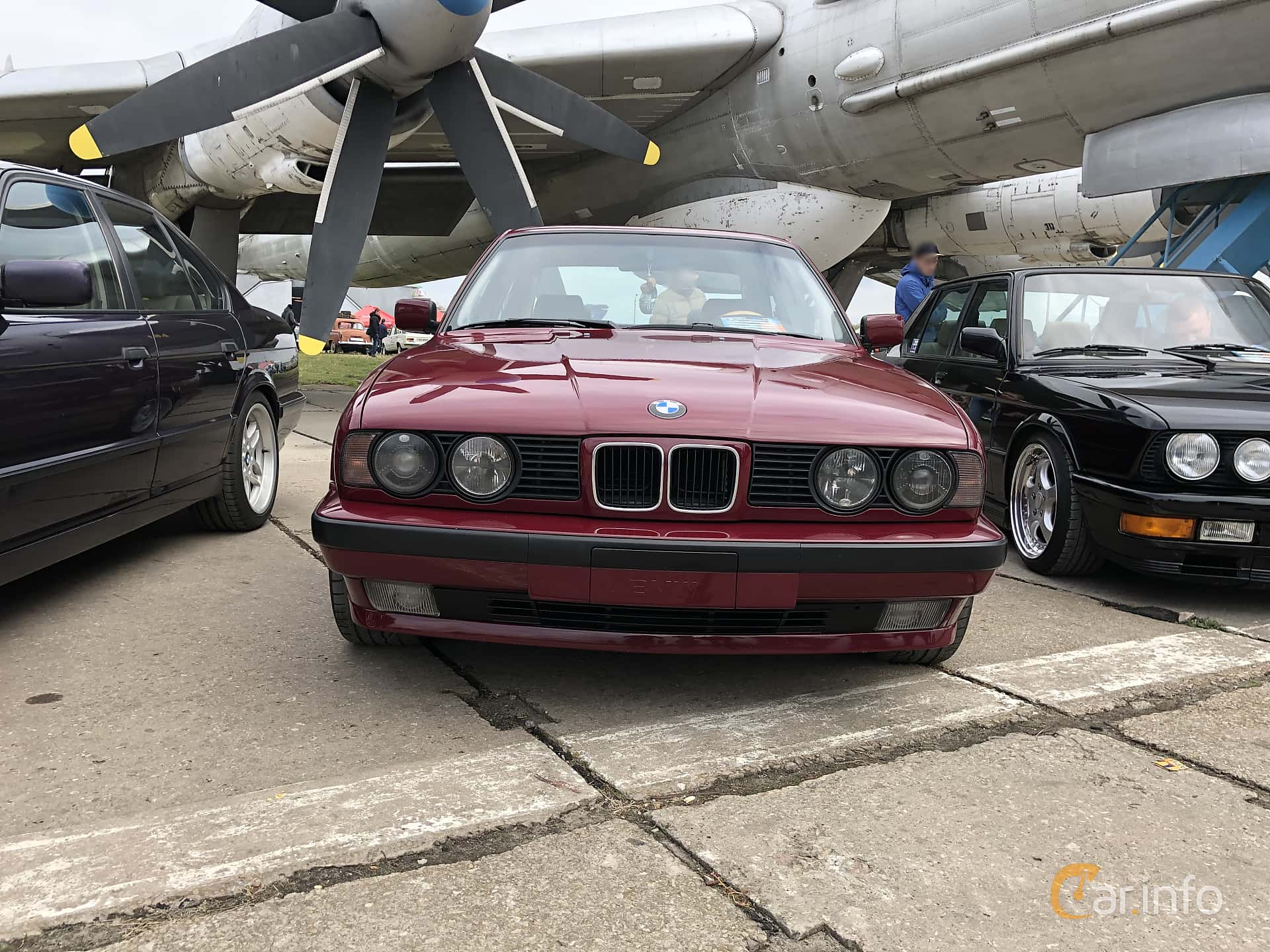 3 Images Of Bmw 535i Sedan 211hp 1989 By Martochie