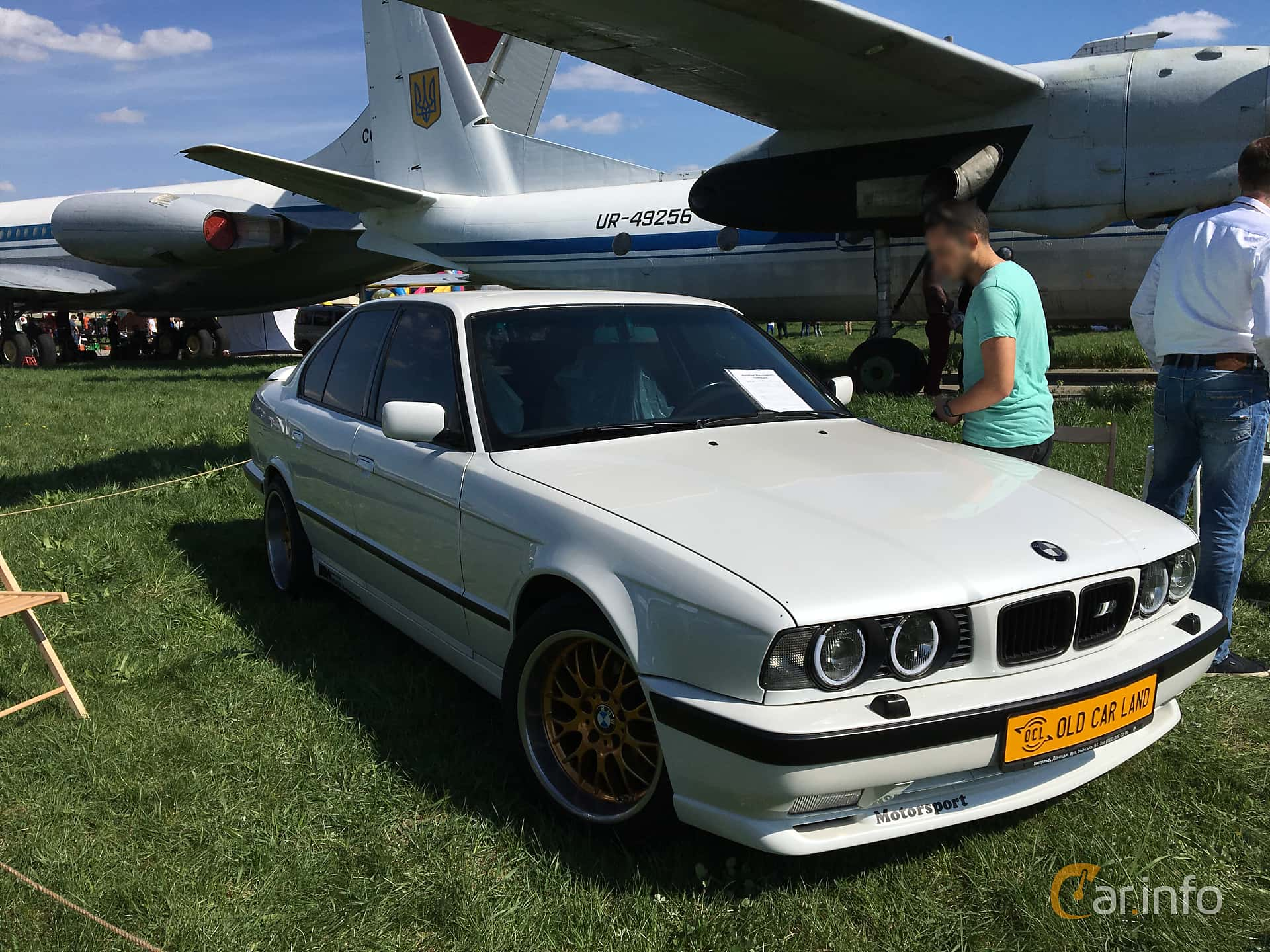 6 Images Of Bmw 535i Sedan Manual 211hp 1991 By Alona