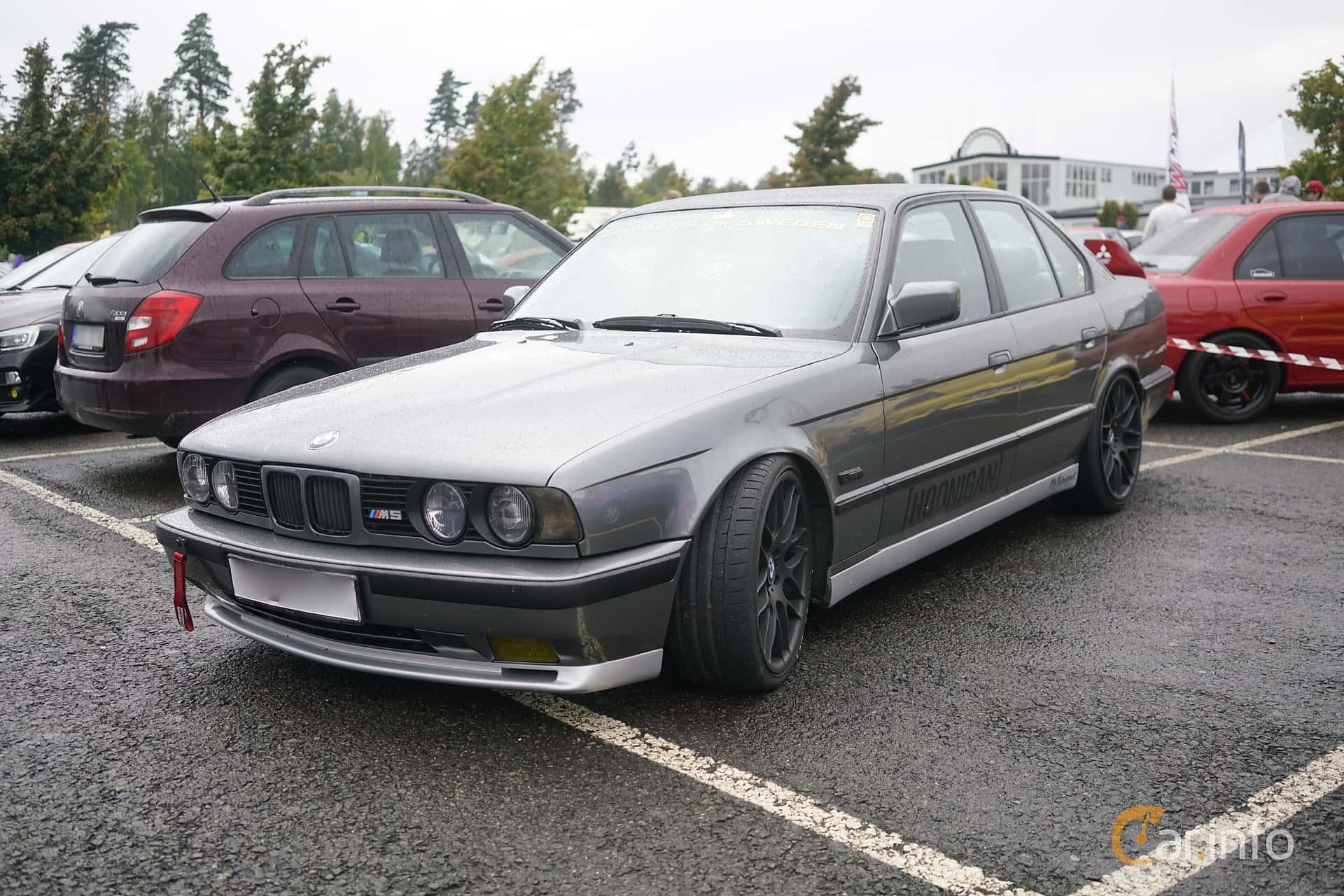 Images Of BMW M Sedan Manual Hp By Marcusliedholm - 1990 bmw m5