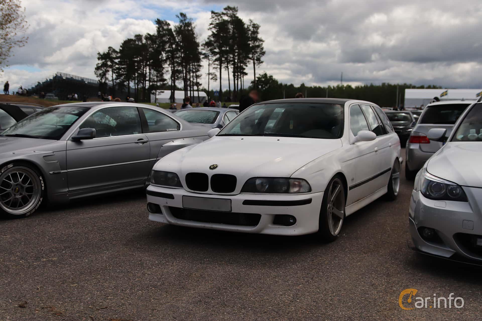 Masywnie BMW 525tds E39 RB44