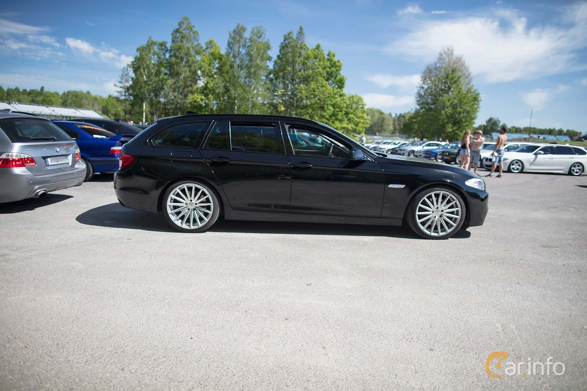 BMW 530d Touring 258hp 2012