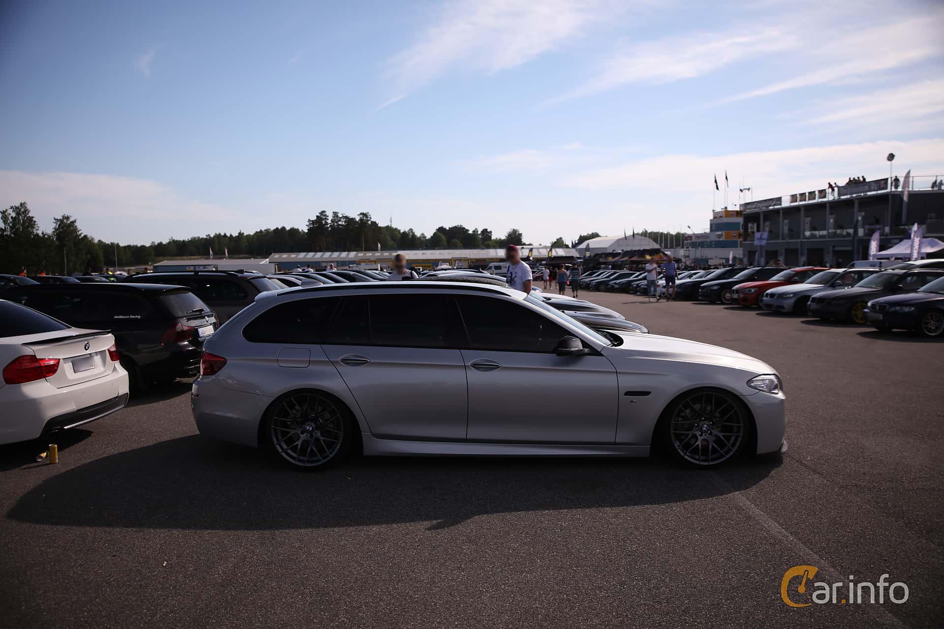 Bmw 5 Series Touring F11 Lci