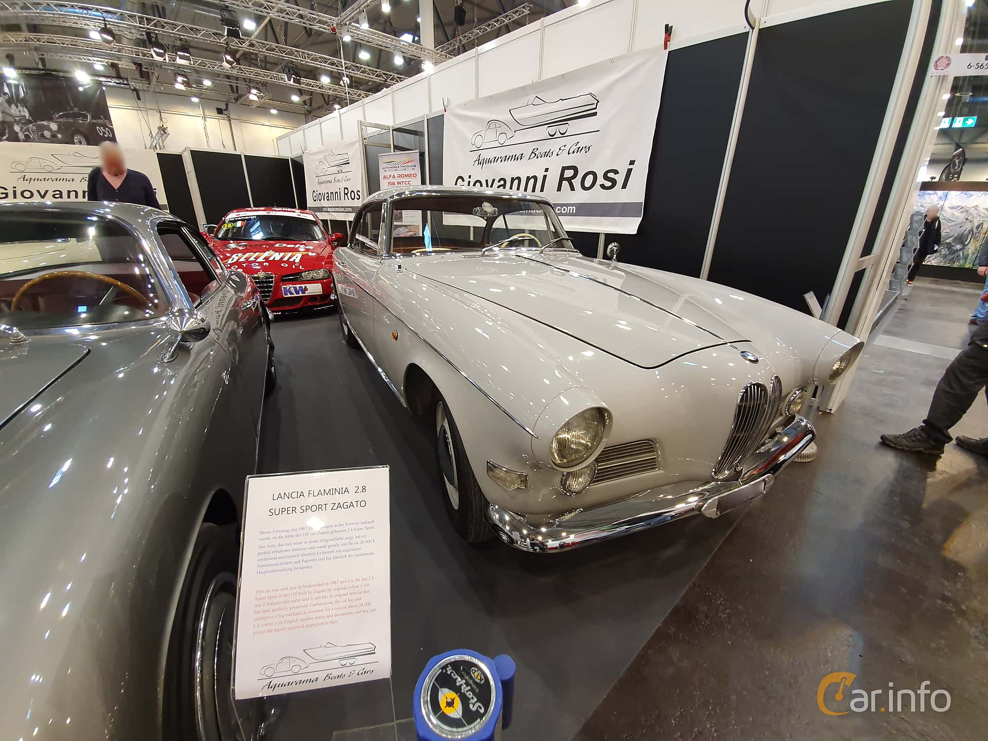 BMW 503 3.2 V8 Manual, 140hp, 1959 at Techno Classica Essen 2019