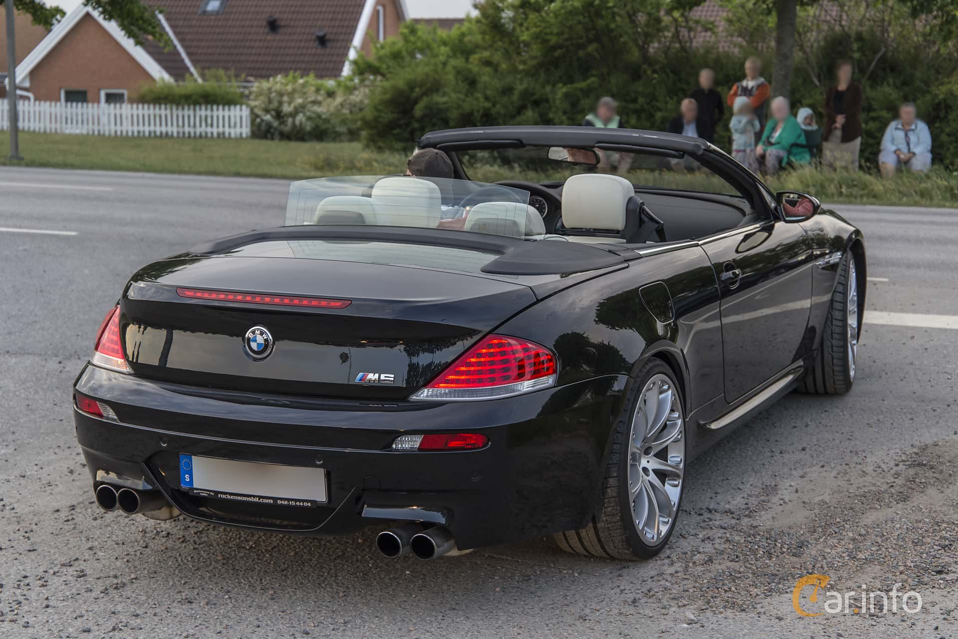 2 Images Of Bmw M6 Convertible 5 0 V10 Automatic 507hp