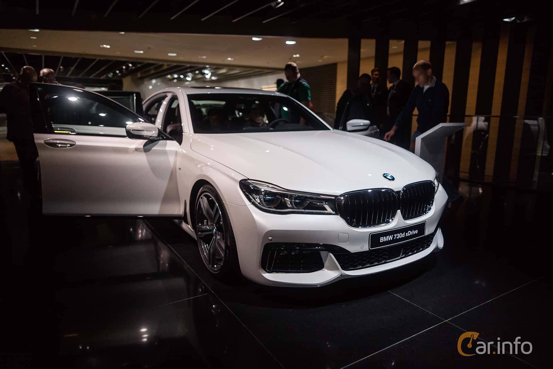 Worksheet. BMW 730i 20 258hp 2017