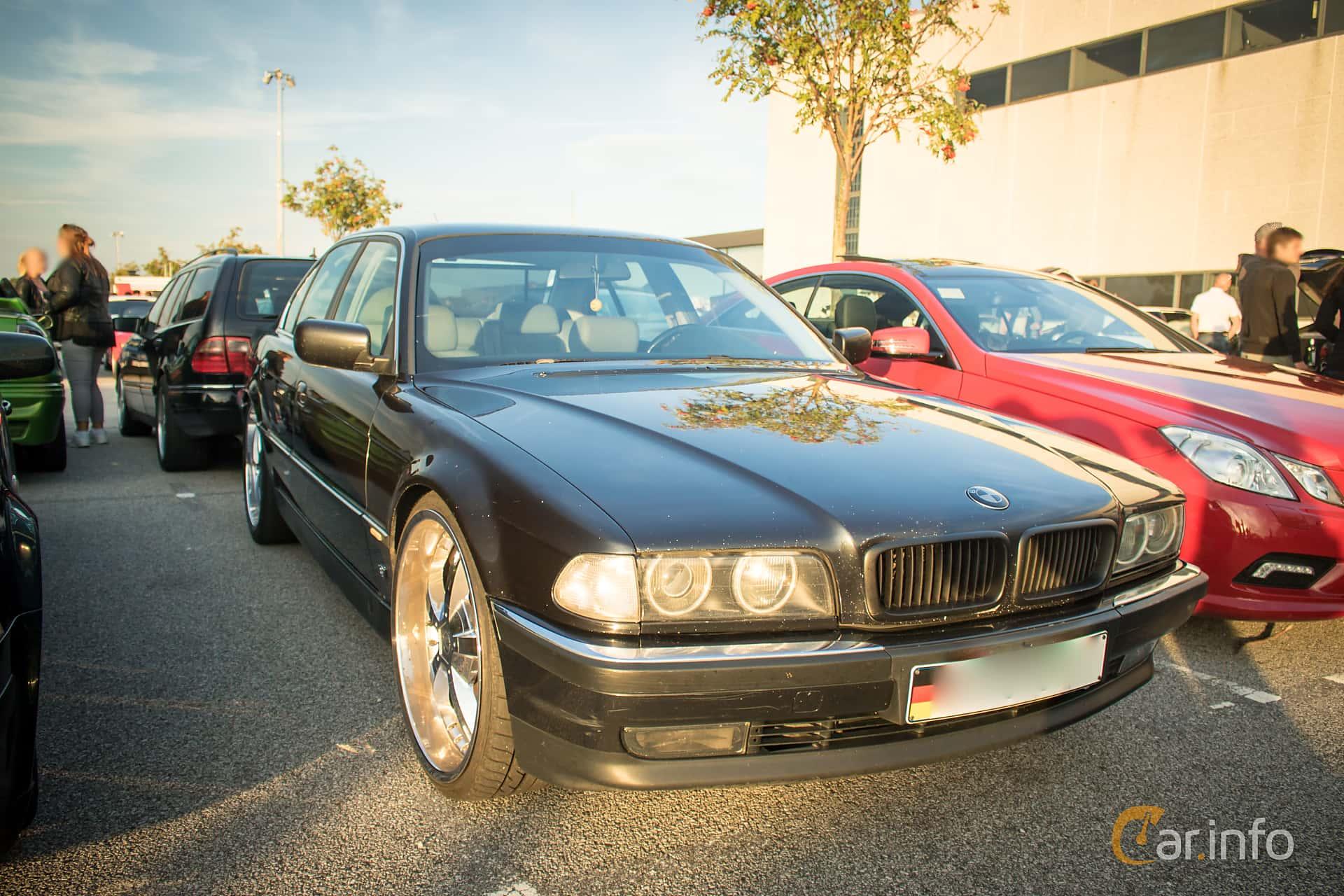 BMW 730i Manual 5 Speed