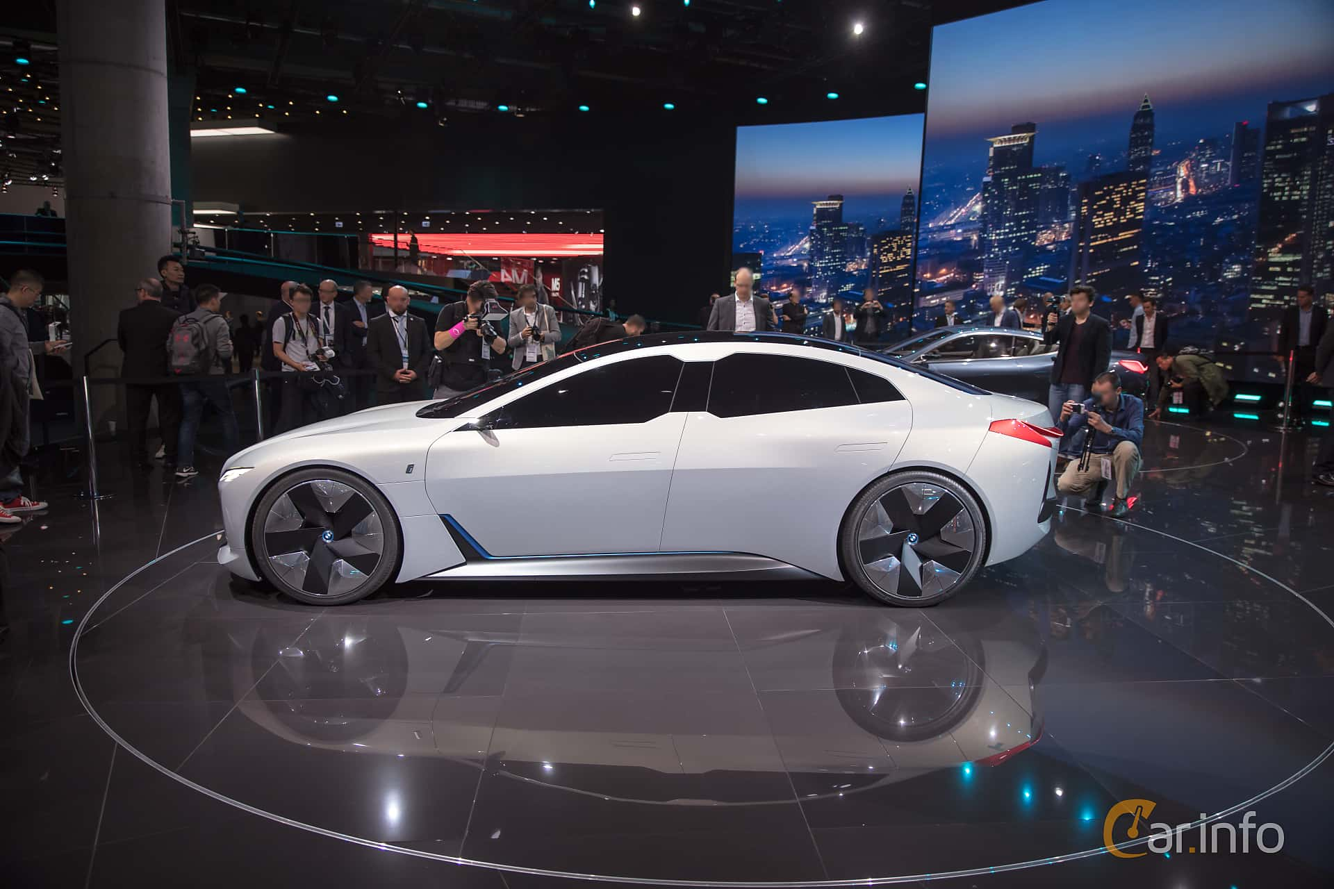 Image [ 35 of 50 ] - Bmw I Vision Dynamics Concept First Look Motor ...