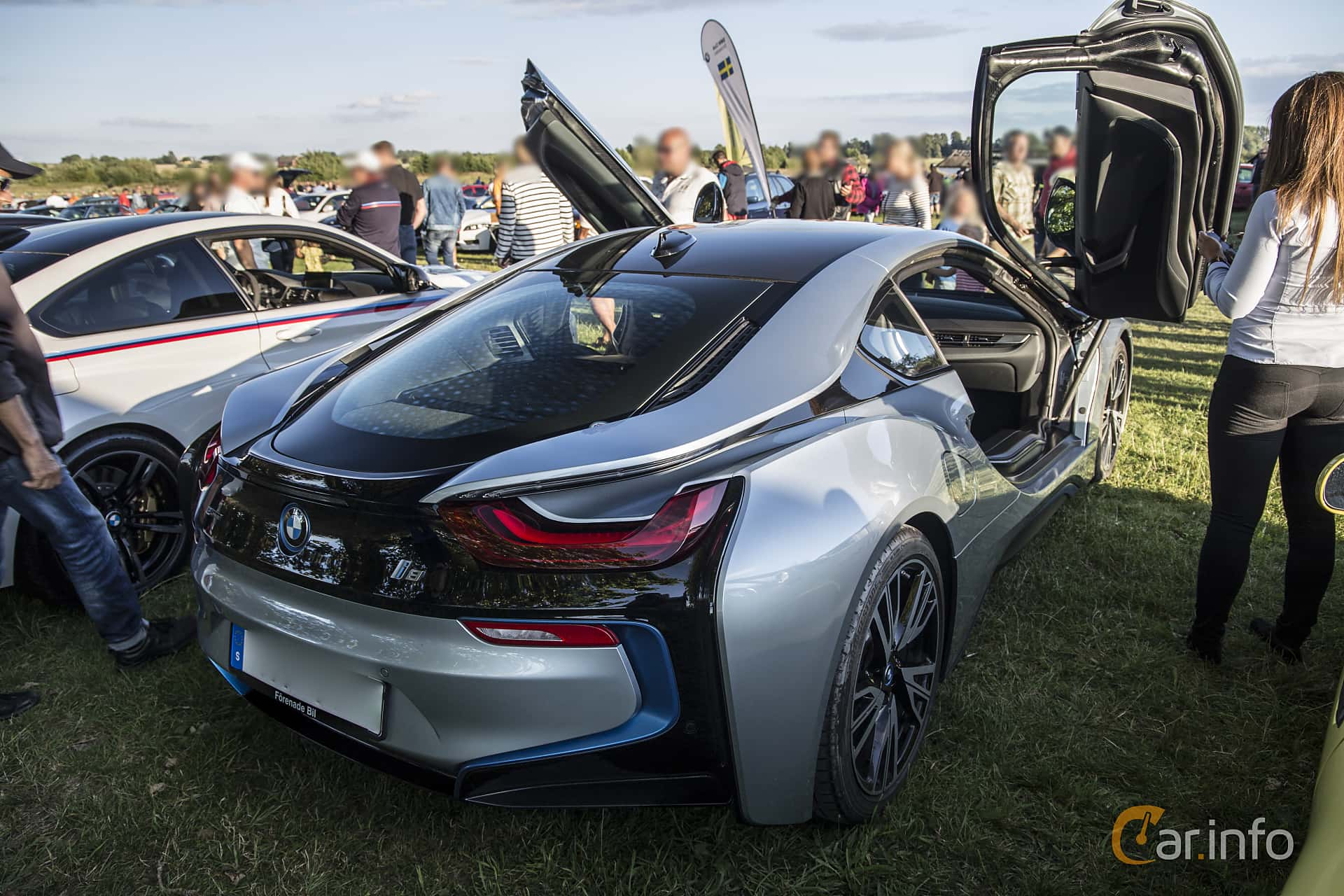 Images Of A Bmw I8 1 5 7 1 Kwh Steptronic 362hp 2015