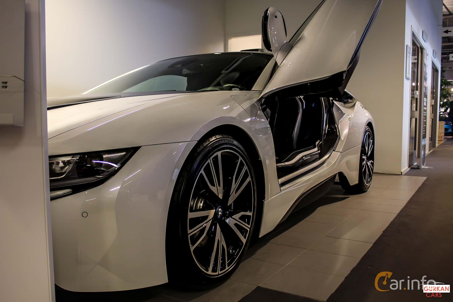 BMW i8 1.5 + 7.1 kWh Steptronic, 362hk, 2014