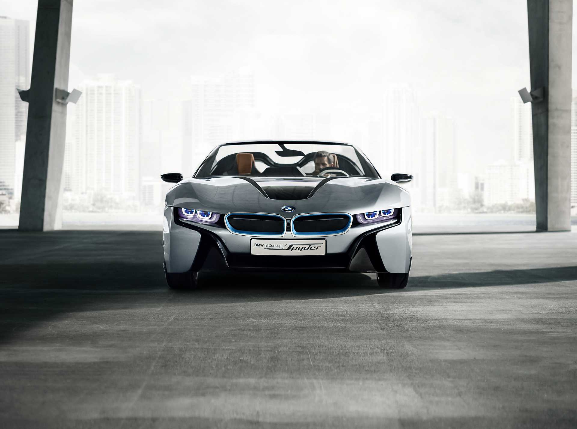 Bmw I8 Spyder 1 5 7 2 Kwh Single Speed 362hp 2012