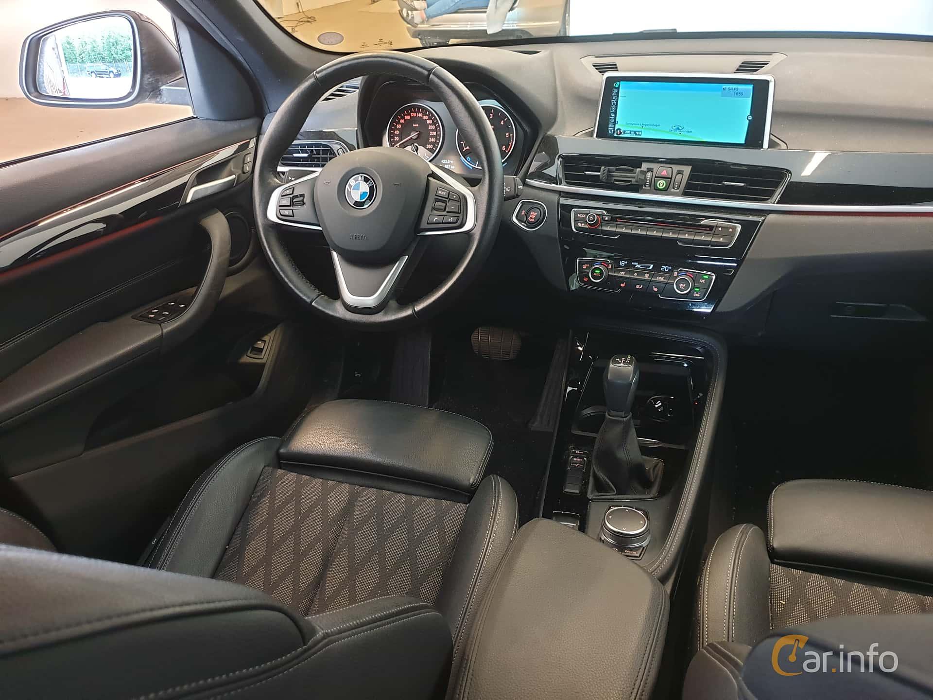BMW X1 sDrive18d  Steptronic, 150hp, 2016