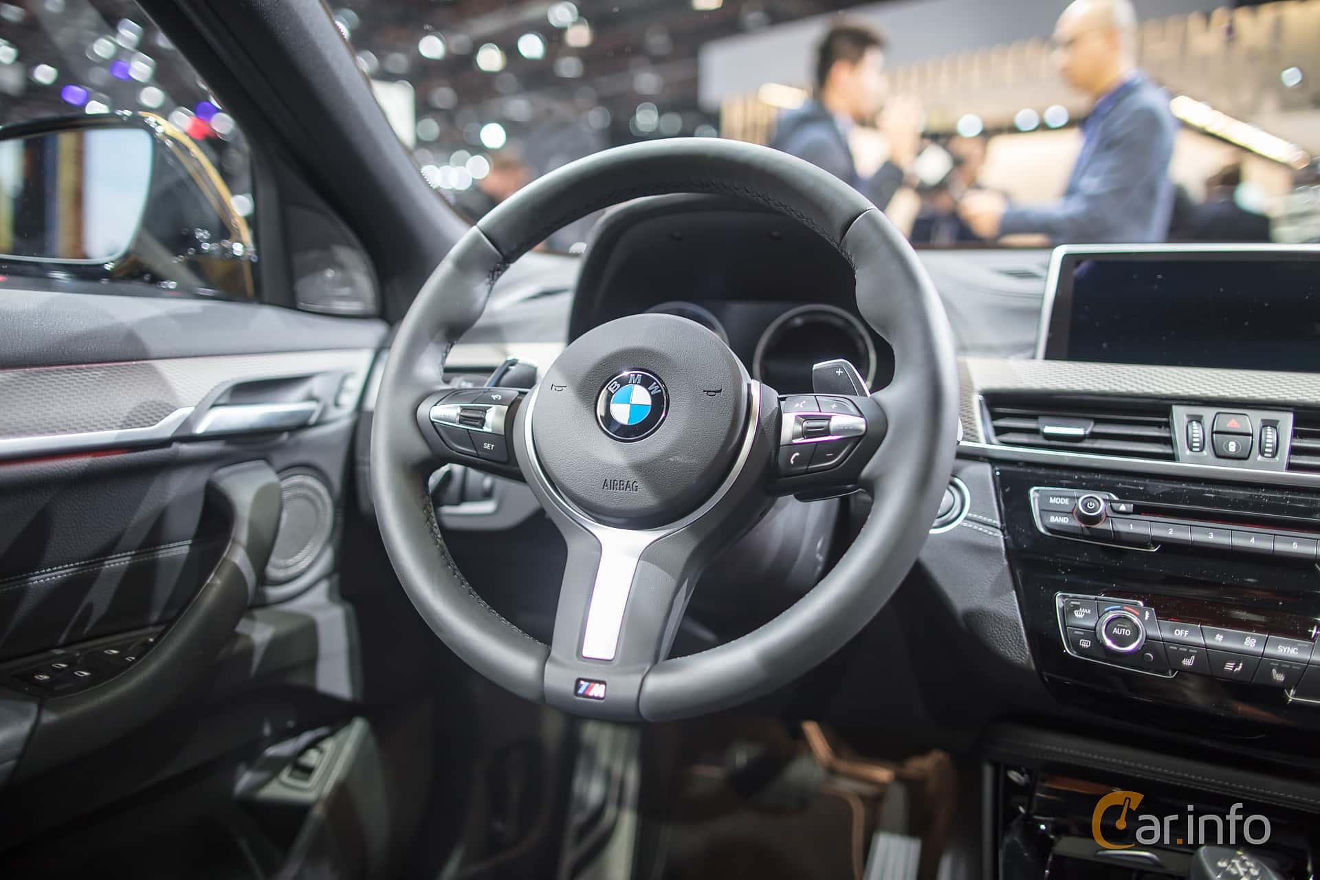 BMW X2 xDrive28i  Steptronic, 231hp, 2018 at North American International Auto Show 2018