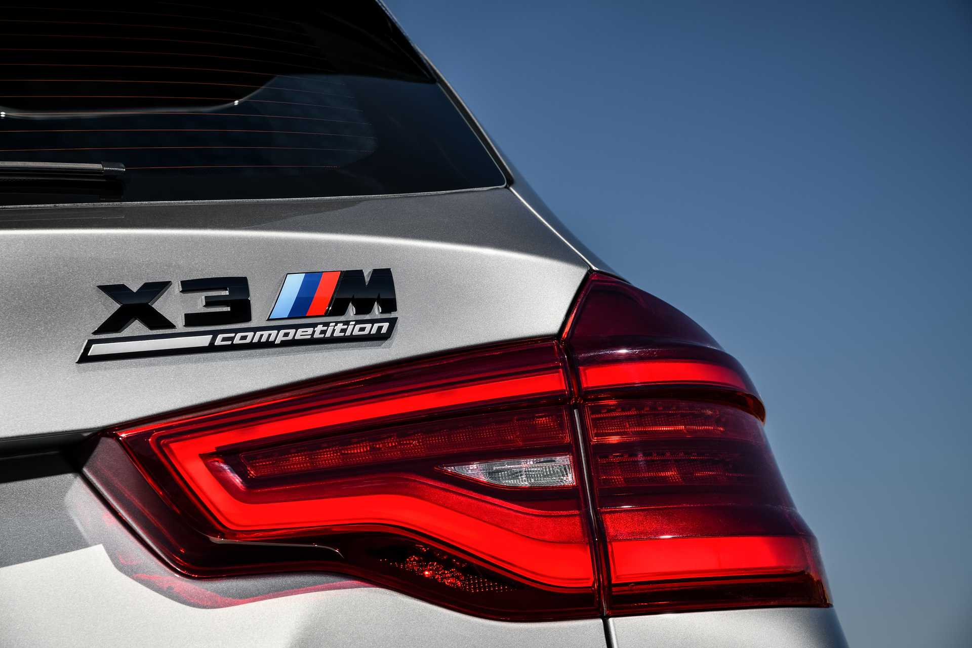 BMW X3 M Competition  Steptronic, 510hp, 2019