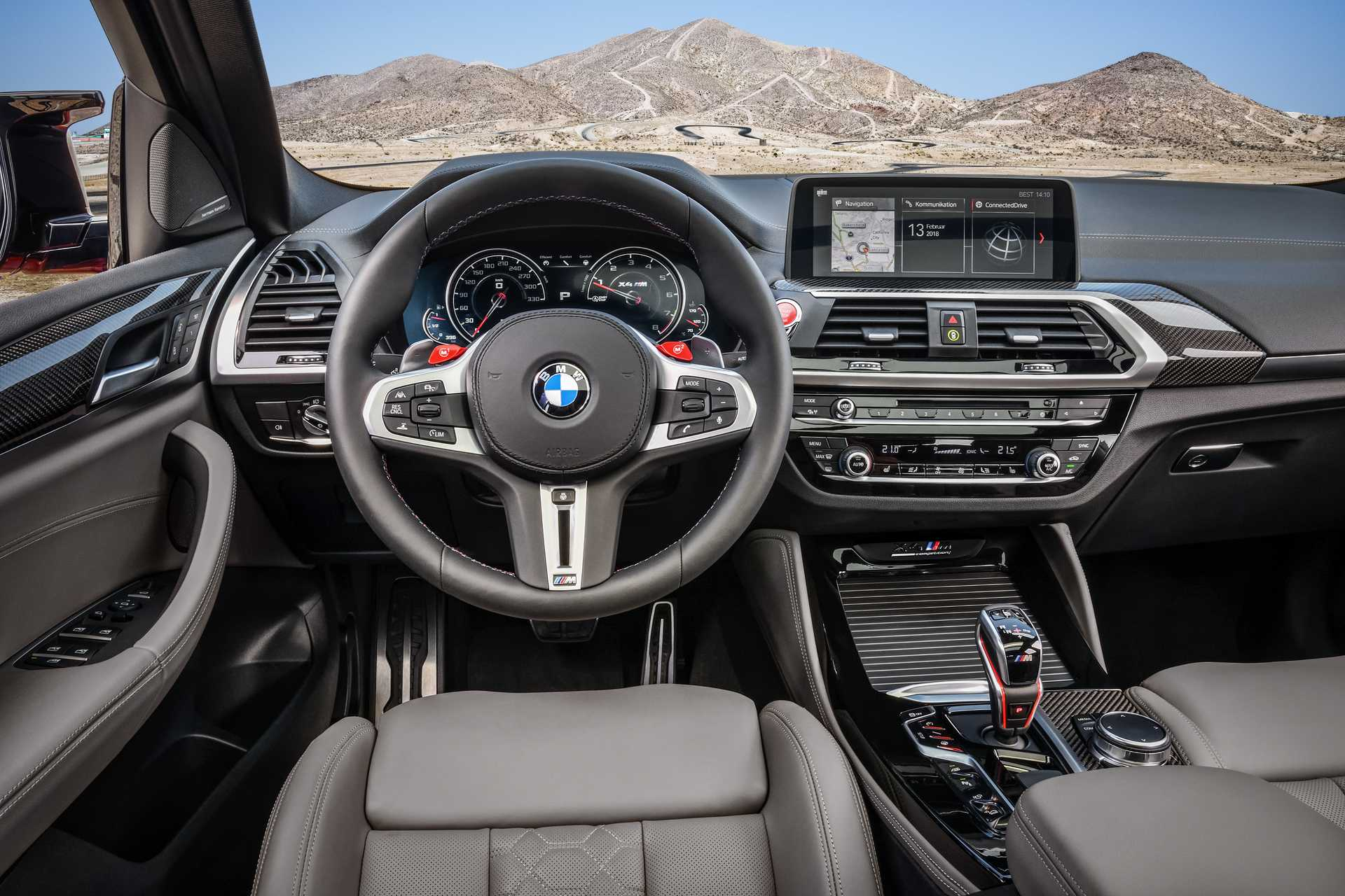 BMW X4 M Competition  Steptronic, 510hp, 2019
