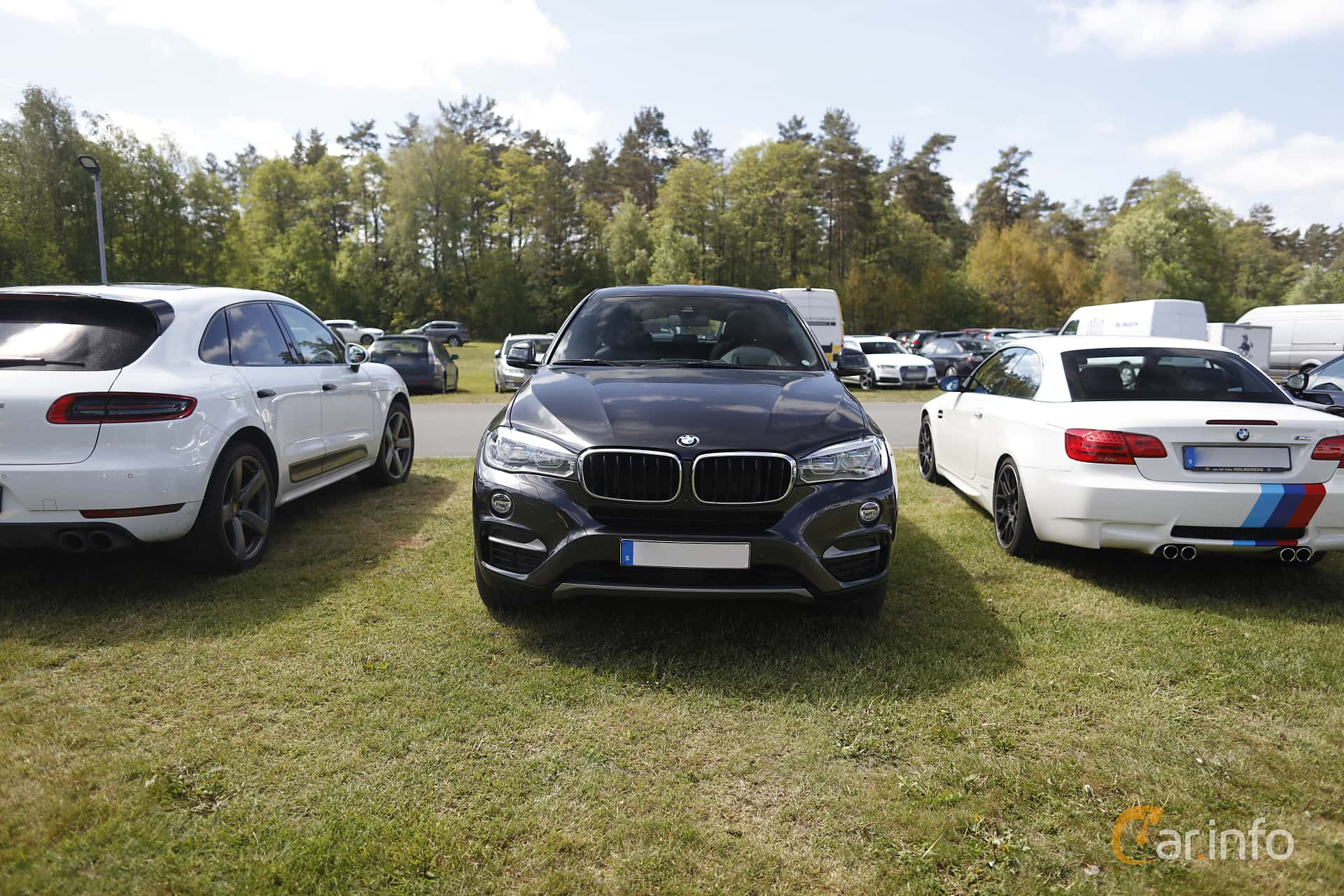 BMW X6 xDrive30d  Steptronic, 258hp, 2016 at Anderstorp Sportbilsfestival 2019