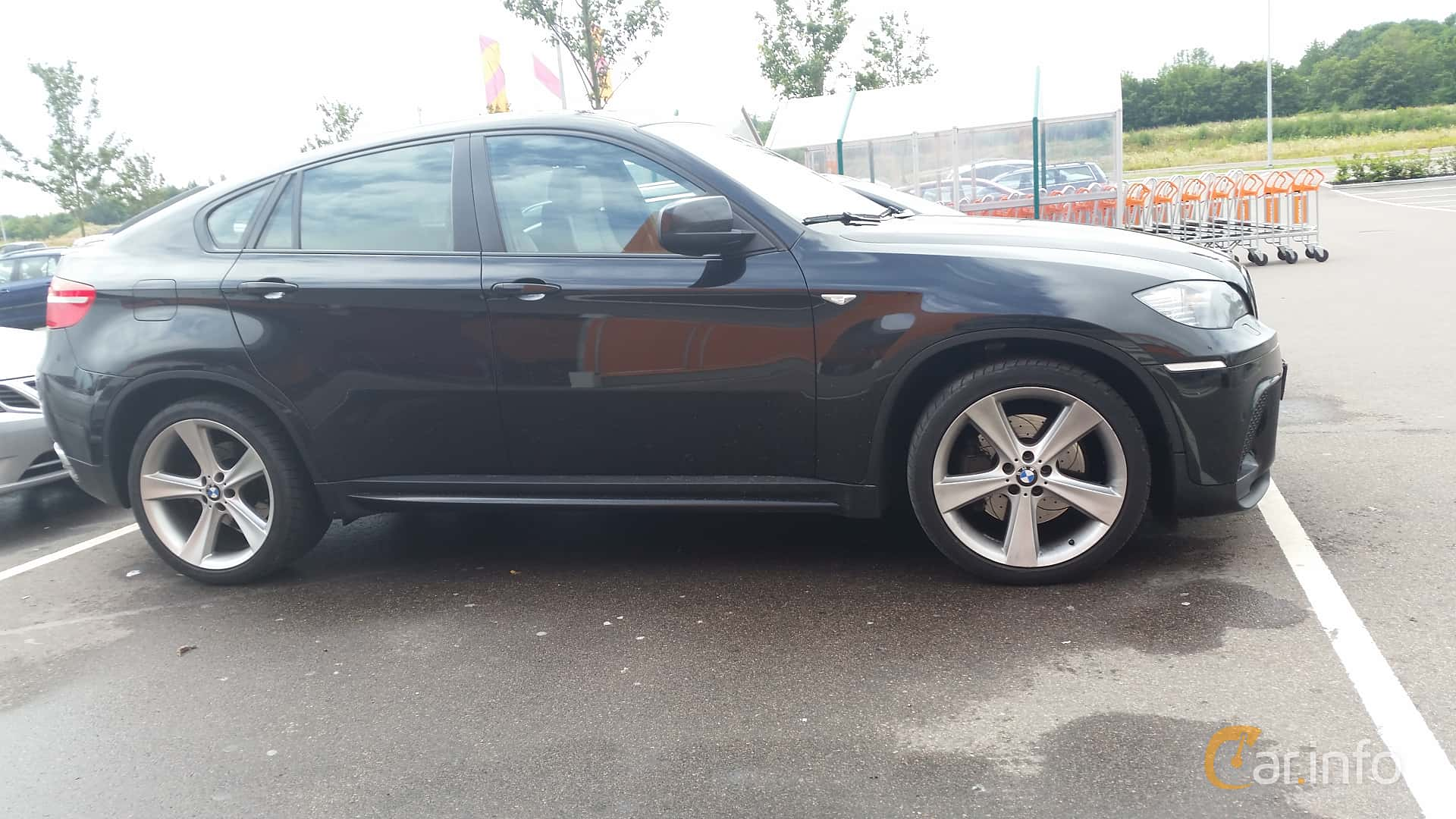 Bmw X6 Xdrive35d 3 0 Xdrive Steptronic 286hk 2008