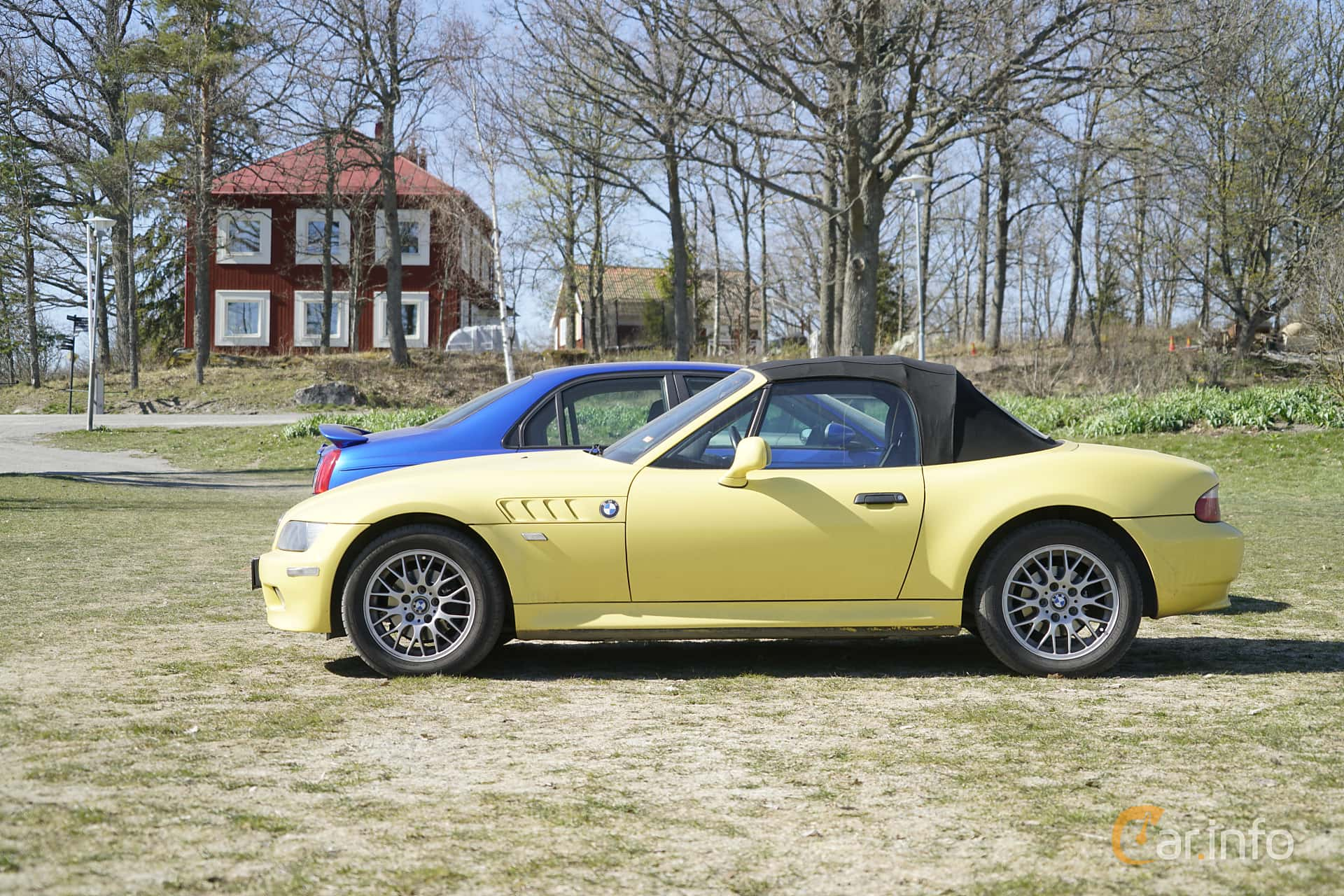 Bmw Z3 1 9i E36 Facelift