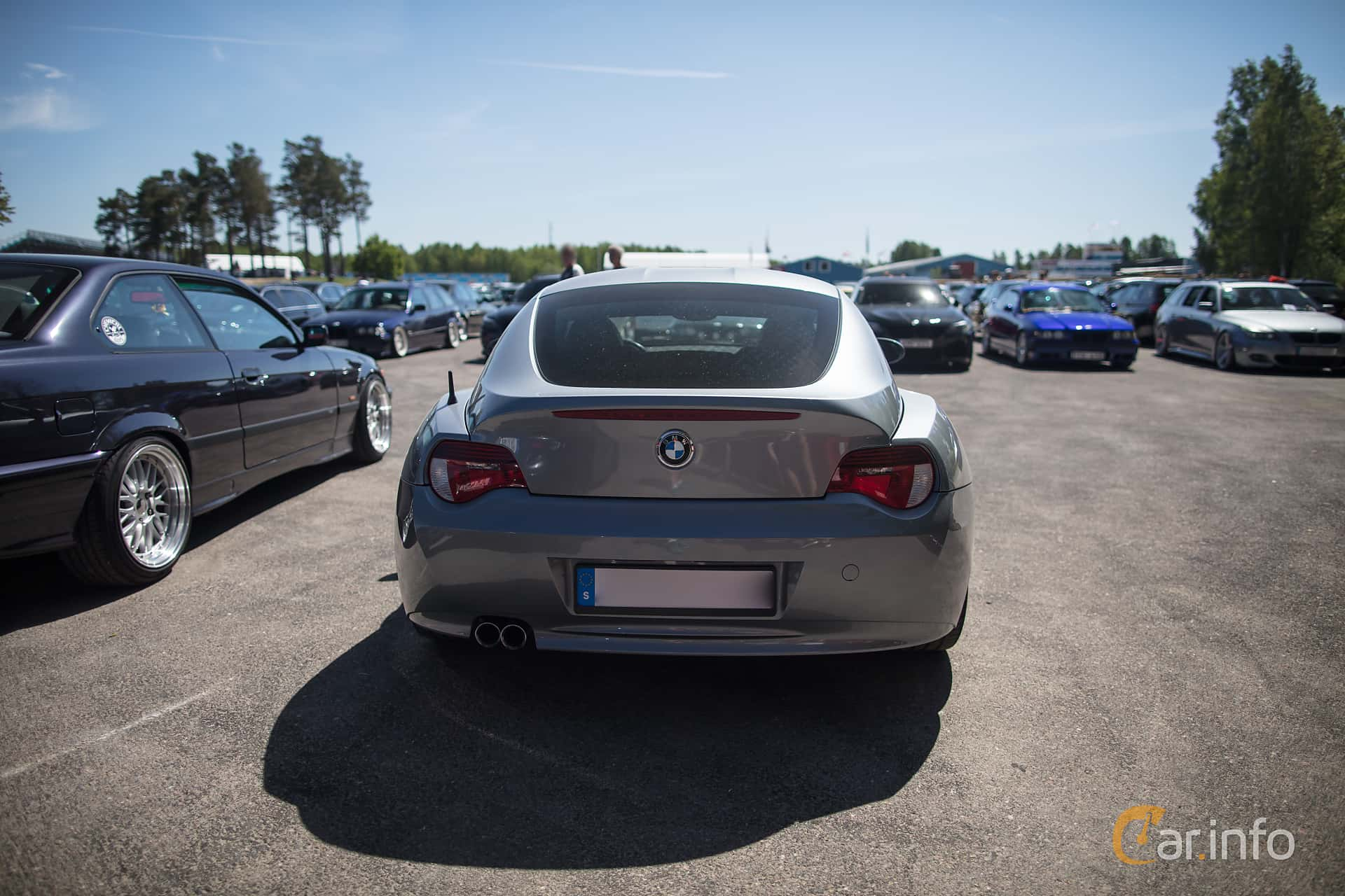 Bmw Z4 Coup 233 3 0 Manual 265hp 2006 At Bimmers Of Sweden Mantorp 2017