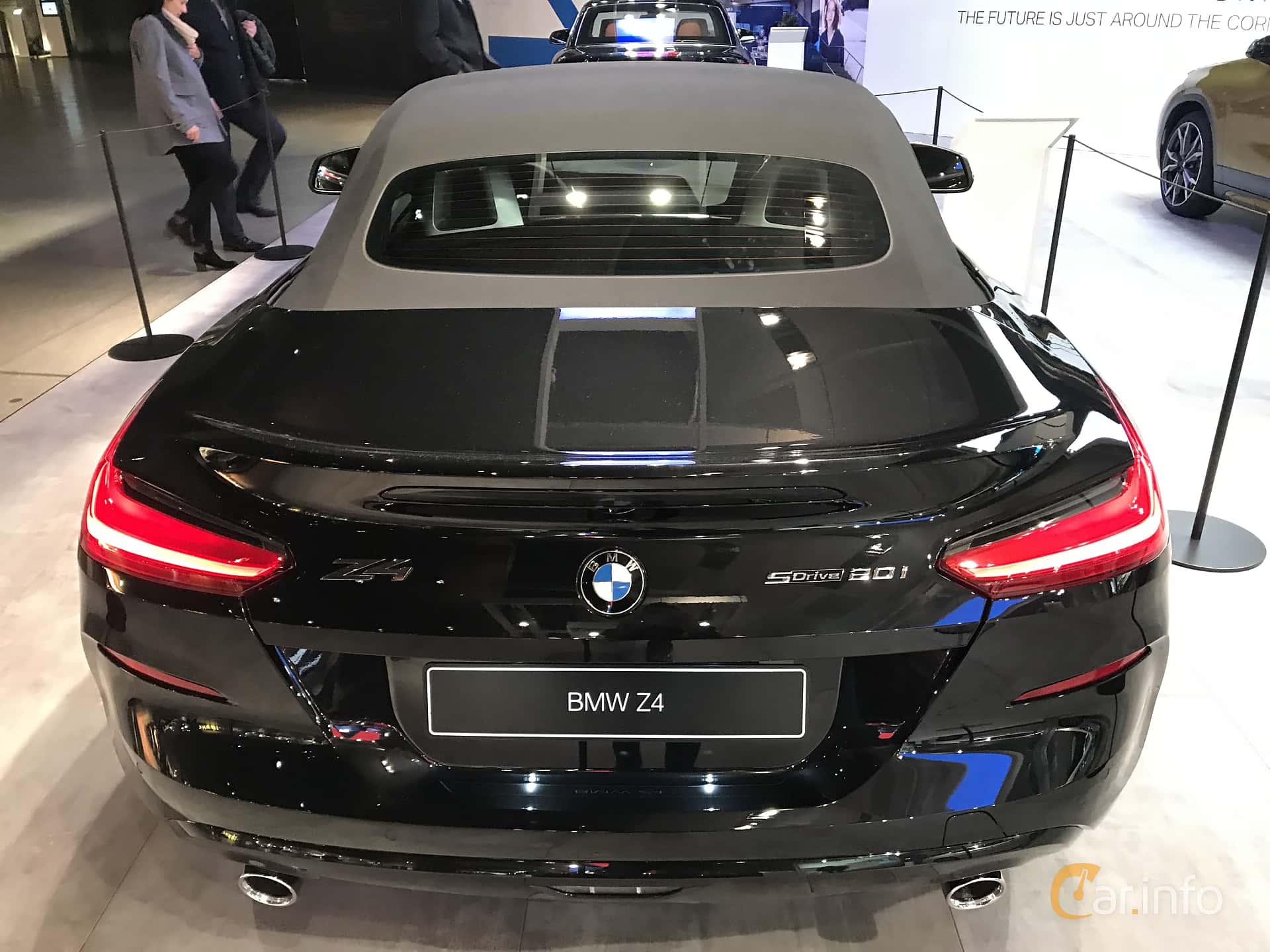 BMW Z4 sDrive20i  Steptronic, 197hp, 2019