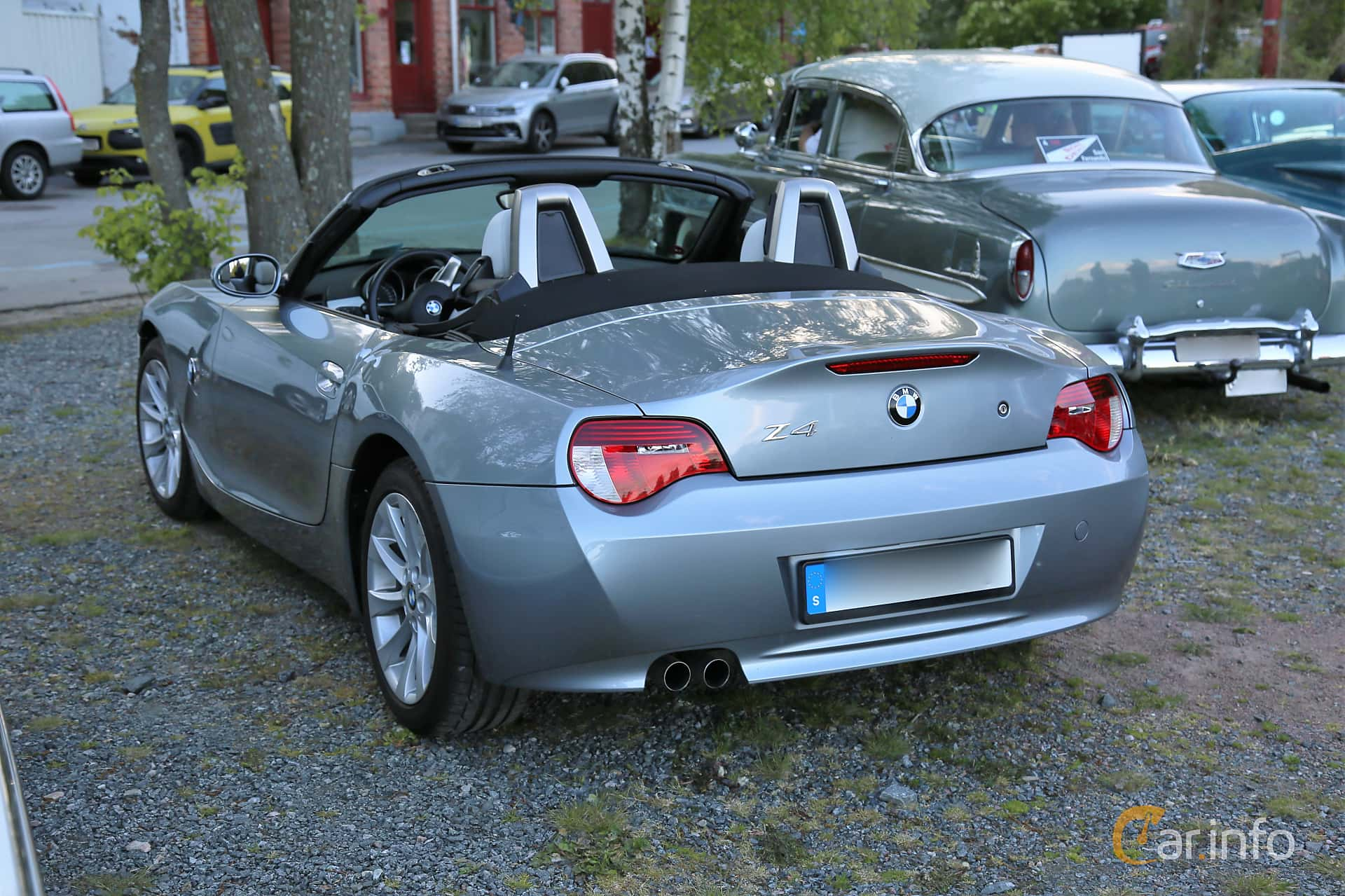 BMW Z4 2.5si Roadster  Manual, 218hp, 2006