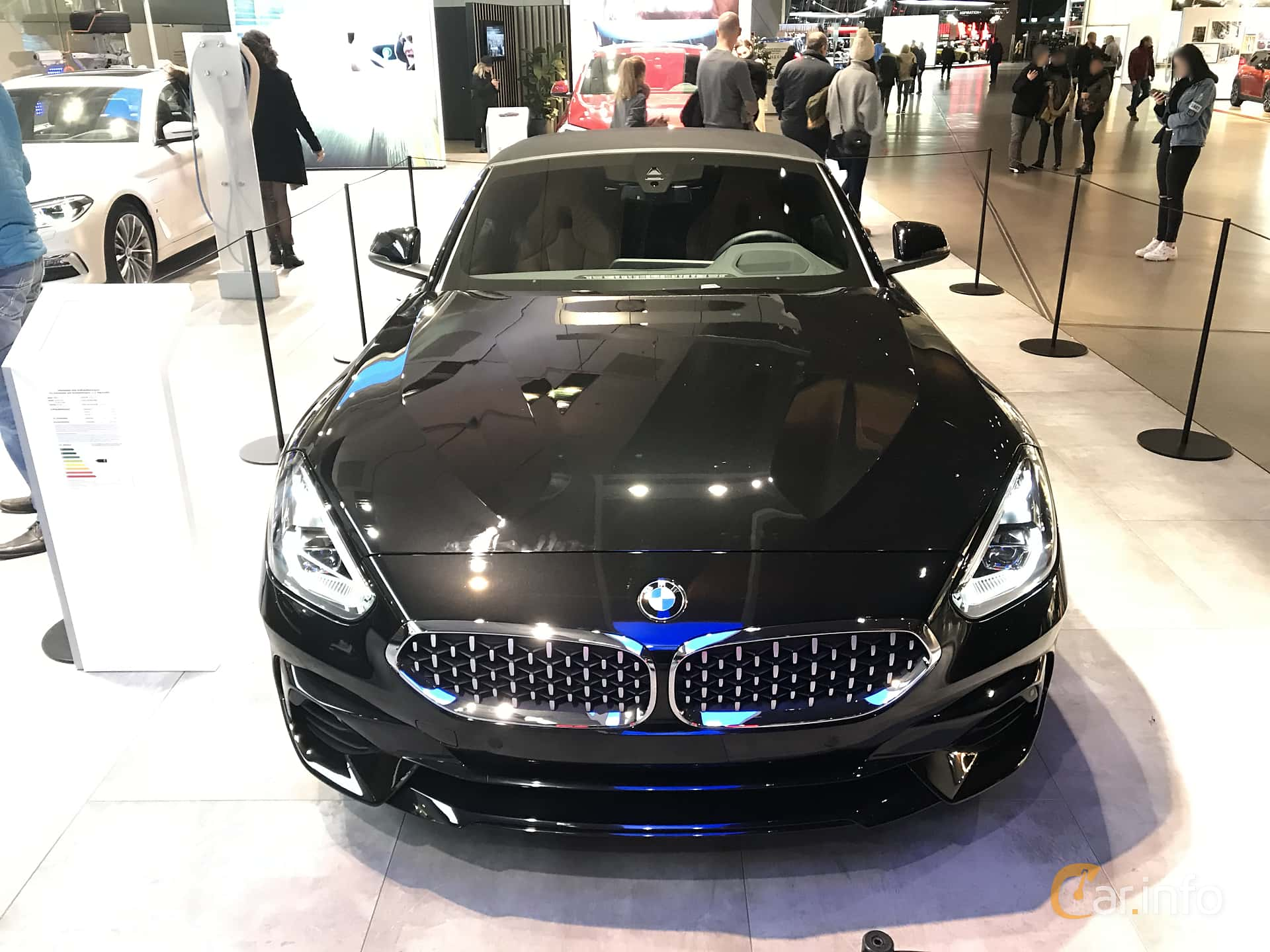 BMW Z4 sDrive20i  Steptronic, 197hp, 2019