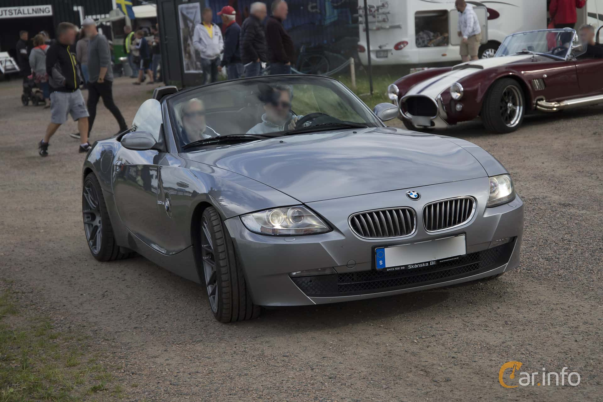 Bmw Z4 Roadster 3 0 Manual 265hp 2006 At Tisdagstr 228 Ffarna Vikingatider V 25 2017