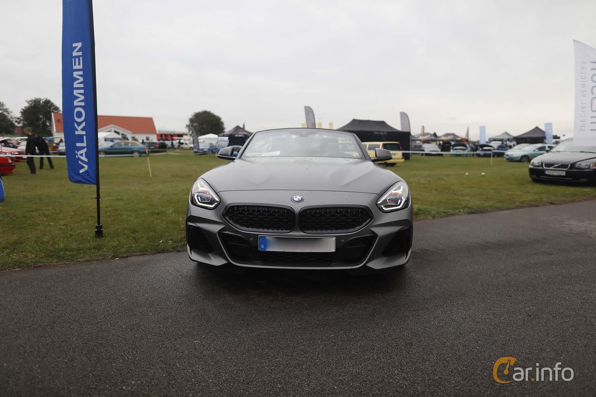 BMW Z4 M40i  Steptronic, 340hp, 2019 at Vallåkraträffen 2019