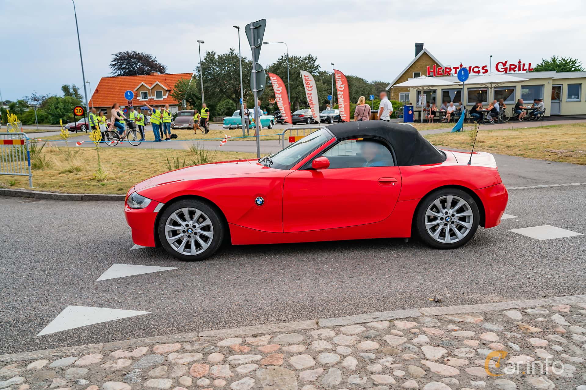 BMW Z4 2.5si Roadster  Manual, 218hp, 2006 at Wheels & Wings 2019