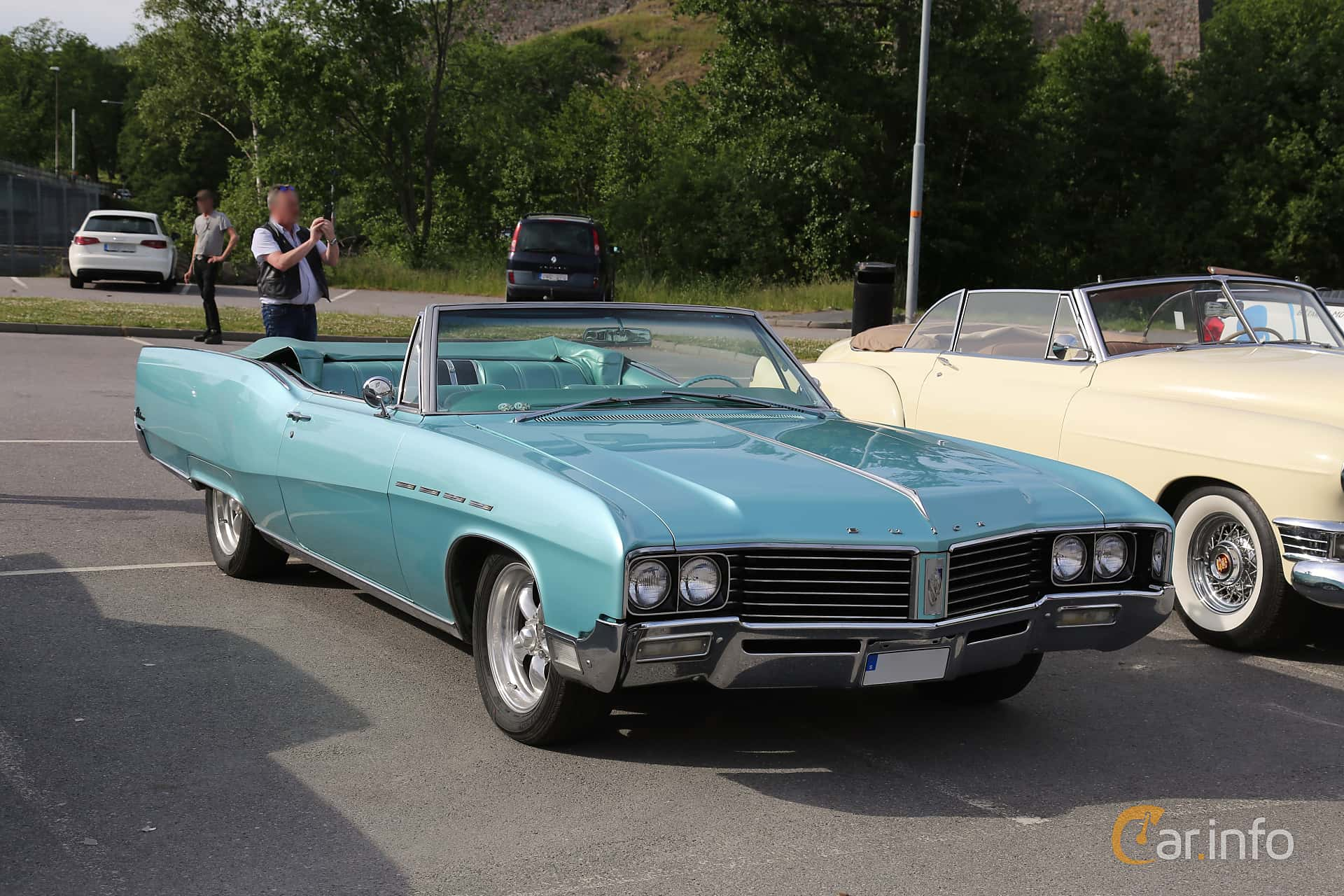 2020 Buick Electra History