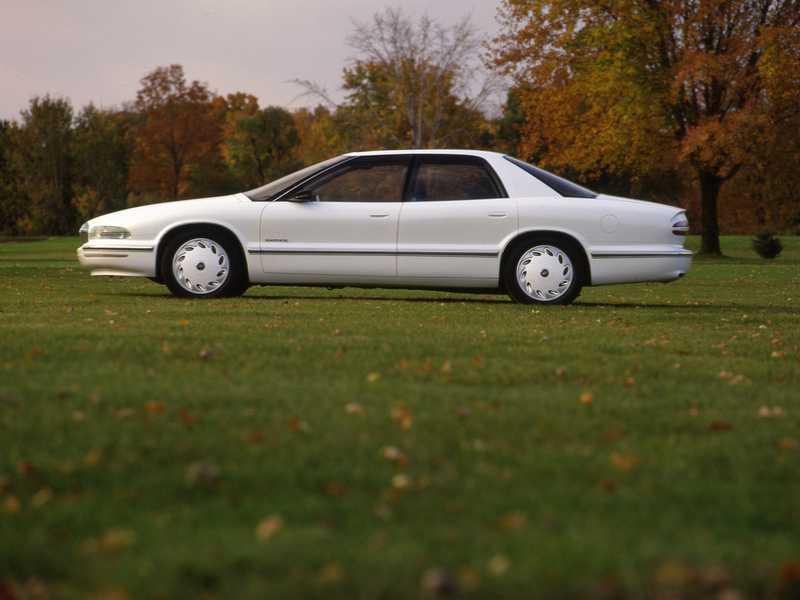 Get 1989 Buick Park Avenue Essence
