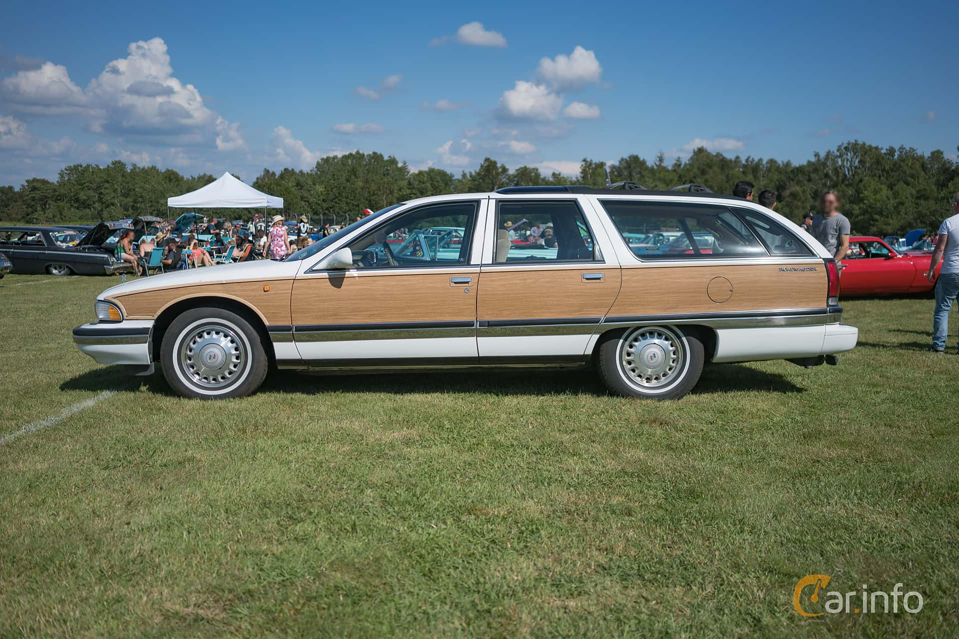 Buick Roadmaster 10th Generation By Marcusliedholm 94 96 Wagon