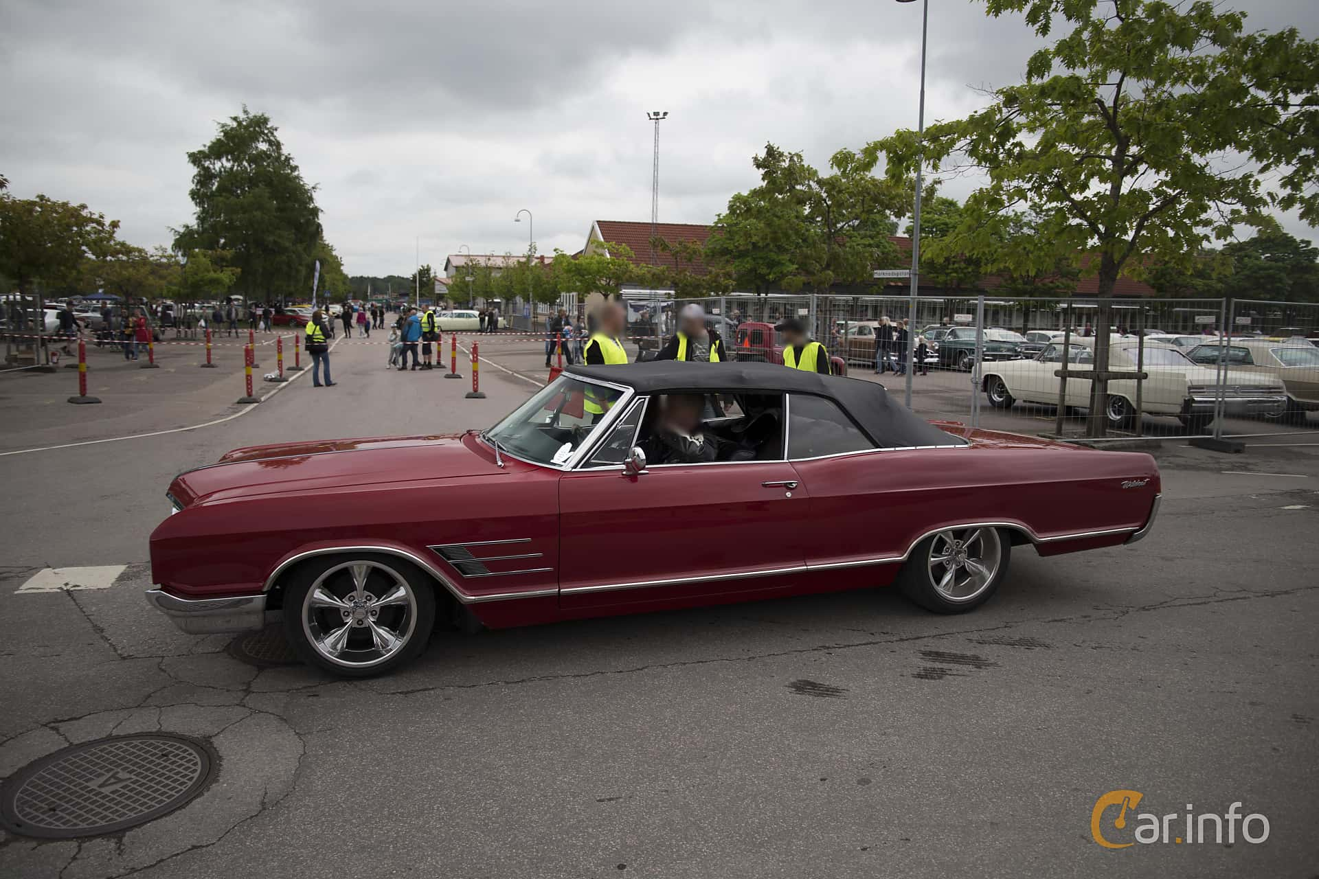 Buick Wildcat Convertible 66 V8 330hp 1965 Car Pictures