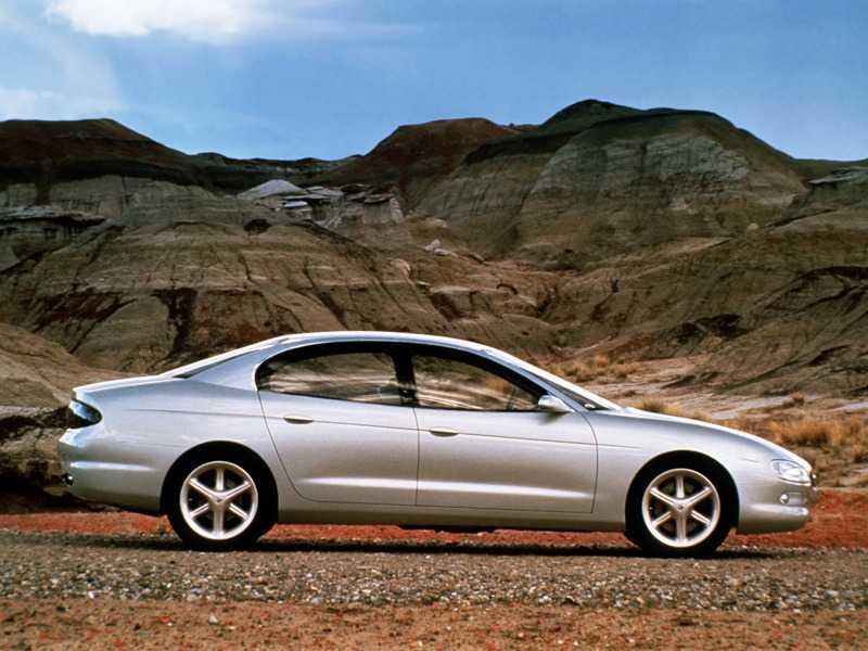 Buick XP2000 5.0 V8 Automatic, 265hp, 1995