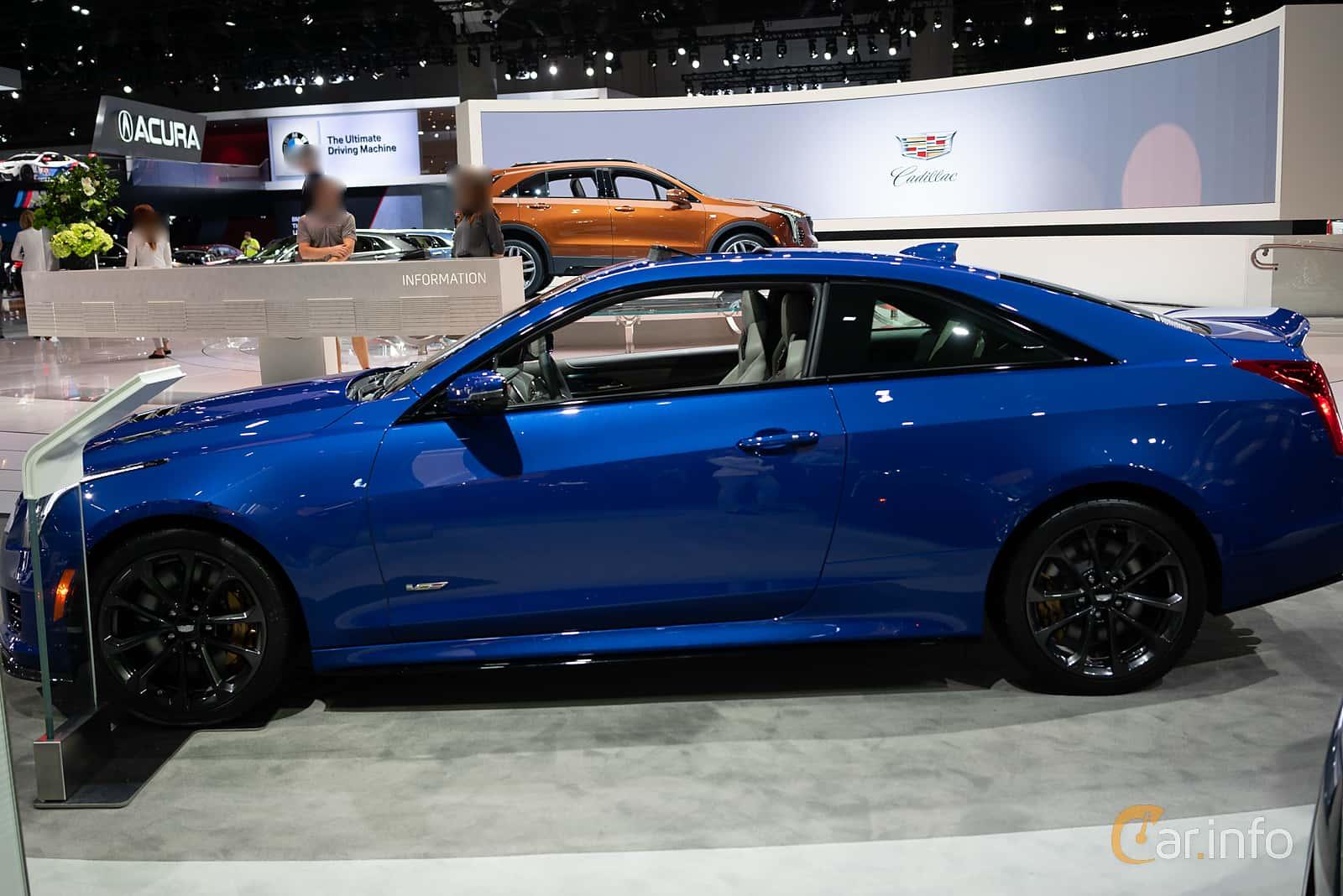 Cadillac ATS-V Coupé 3.6 V6 470hp, 2019 at LA Motor Show 2018