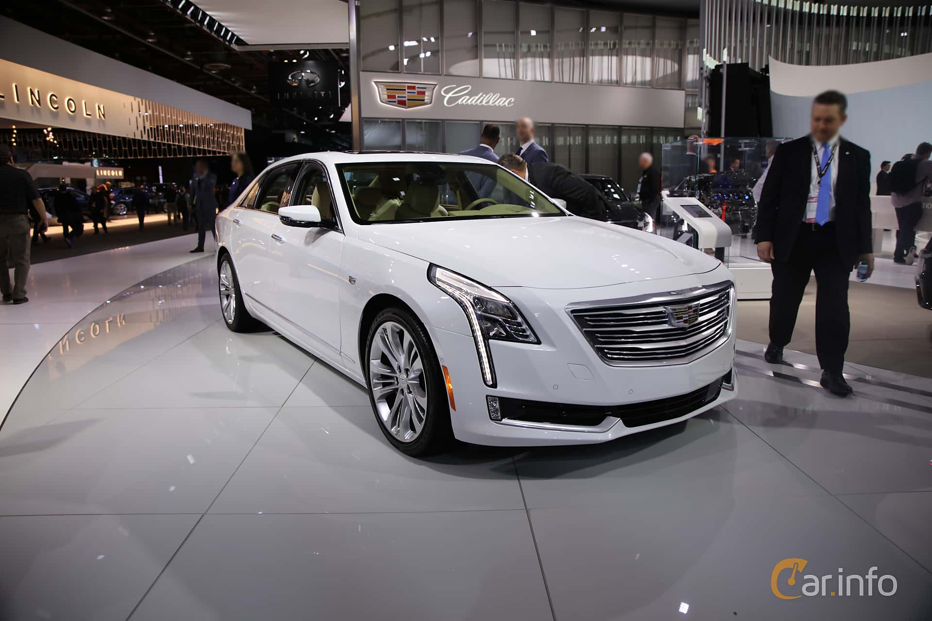 cadillac ct6 3 6 v6 awd hydra matic 340hp 2017 at north. Black Bedroom Furniture Sets. Home Design Ideas