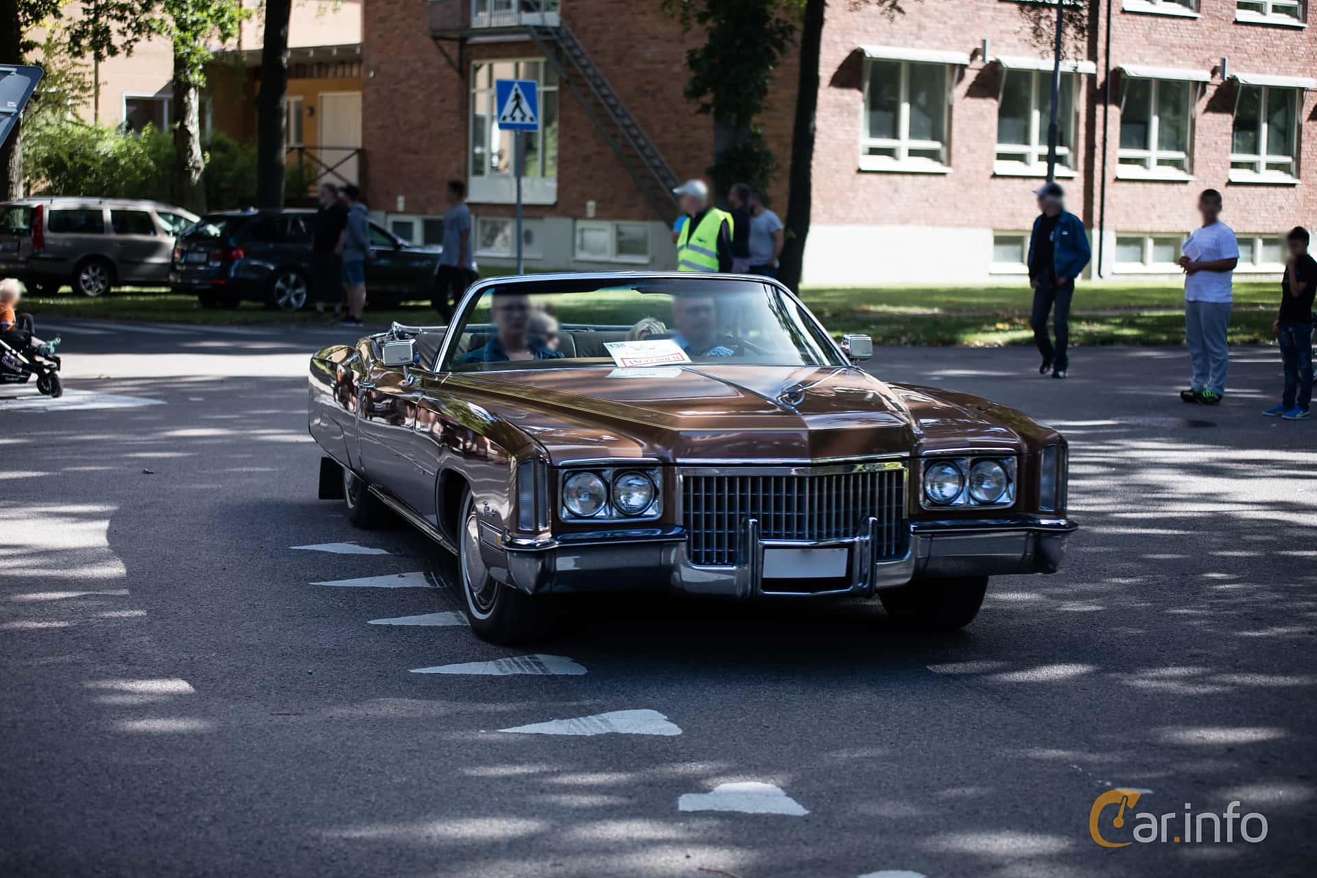 3 images of Cadillac Fleetwood Eldorado Convertible 8 2 V8 Hydra
