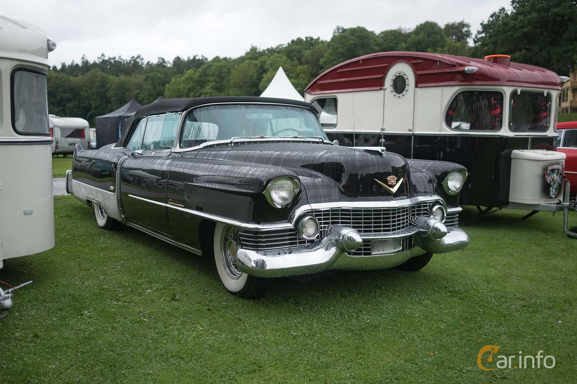 1 Images Of Cadillac Eldorado 54 V8 Hydra Matic 233hp 1954 By El Dorado Front Side 233ps At