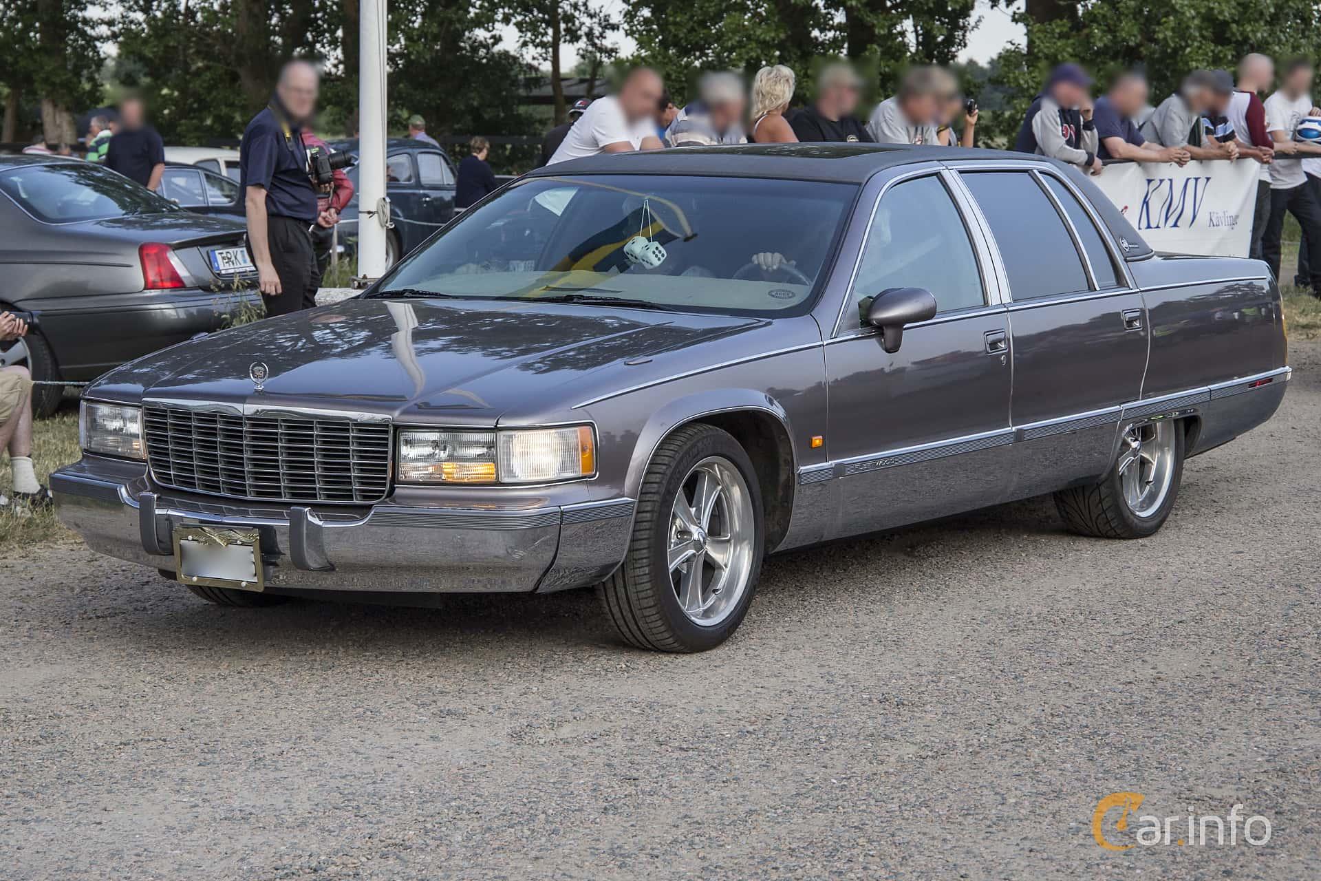 Cadillac Fleetwood 3rd Generation