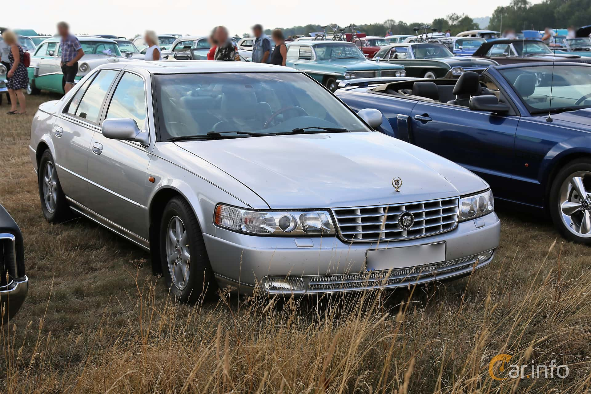 1 Images Of Cadillac Seville Sts 4 6 V8 Automatic 305hp 2001 By Espee