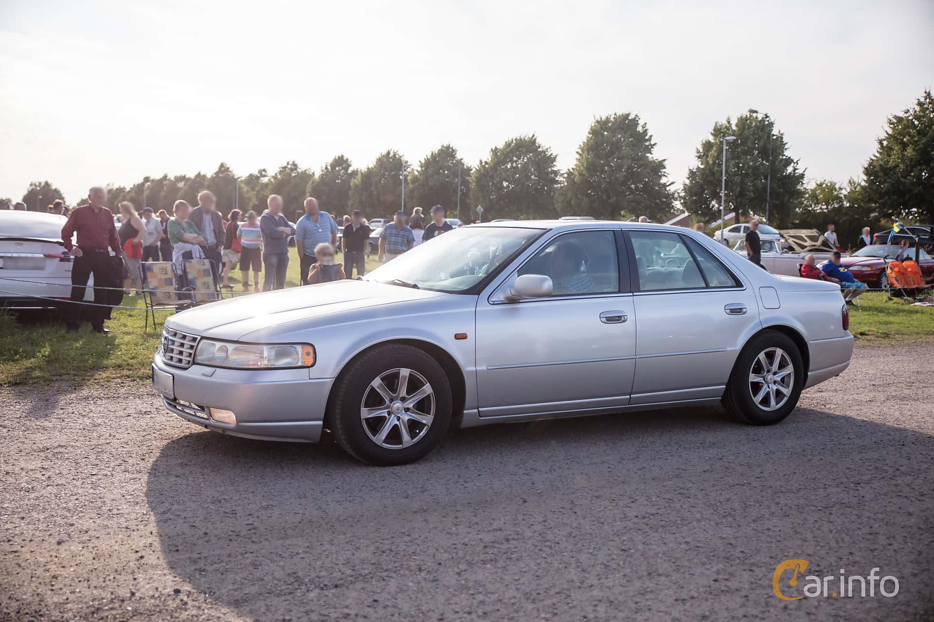 4 Images Of Cadillac Seville Sts 4 6 V8 Automatic 305hp 2003 By Jarbo