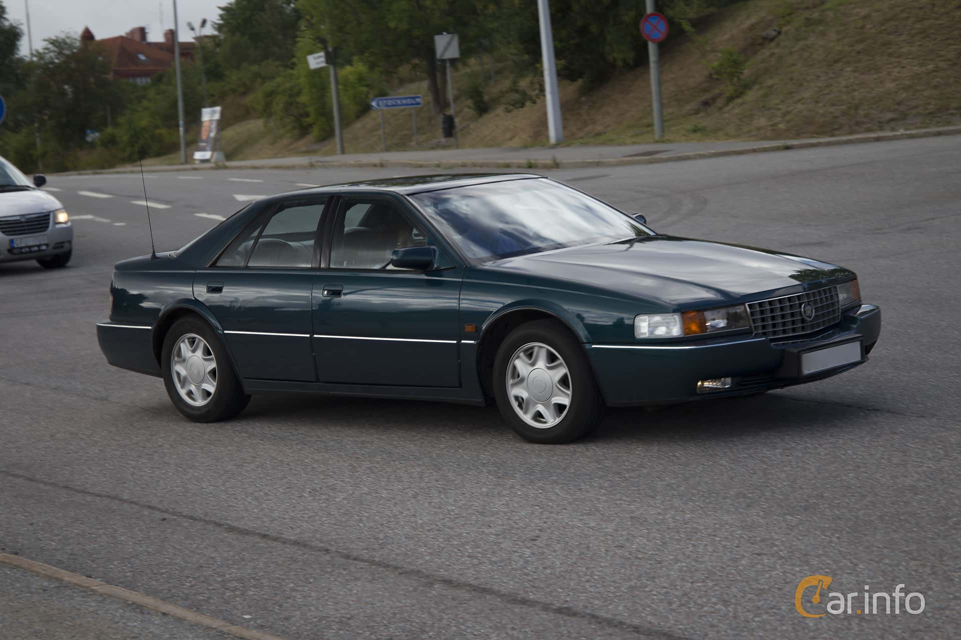 1 Images Of Cadillac Seville Sts 4 6 V8 Automatic 305hp 1995 By Pelle