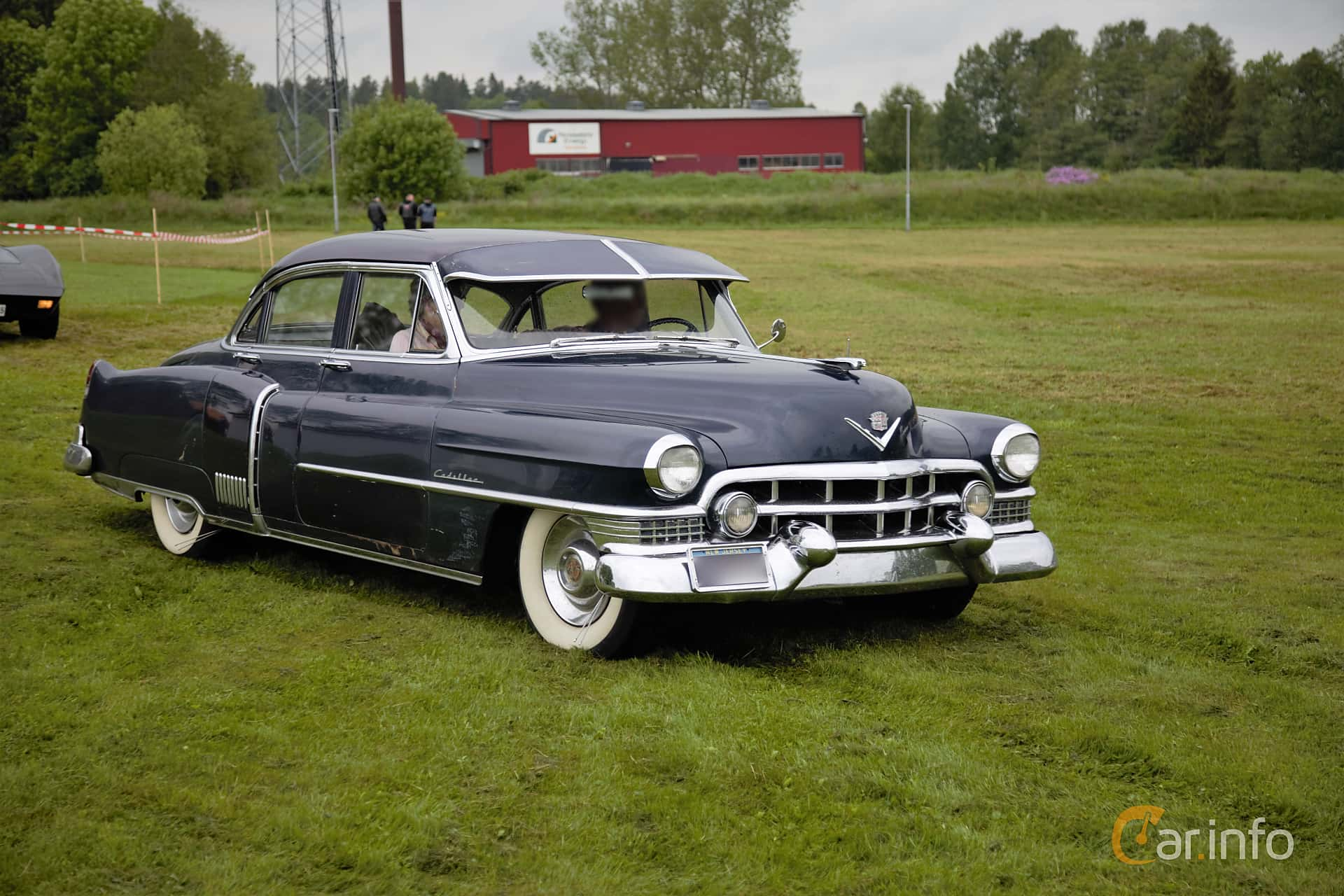 1 Images Of Cadillac Fleetwood Sixty Special 54 V8 Hydra Matic 1951 Sedan Front Side 162ps