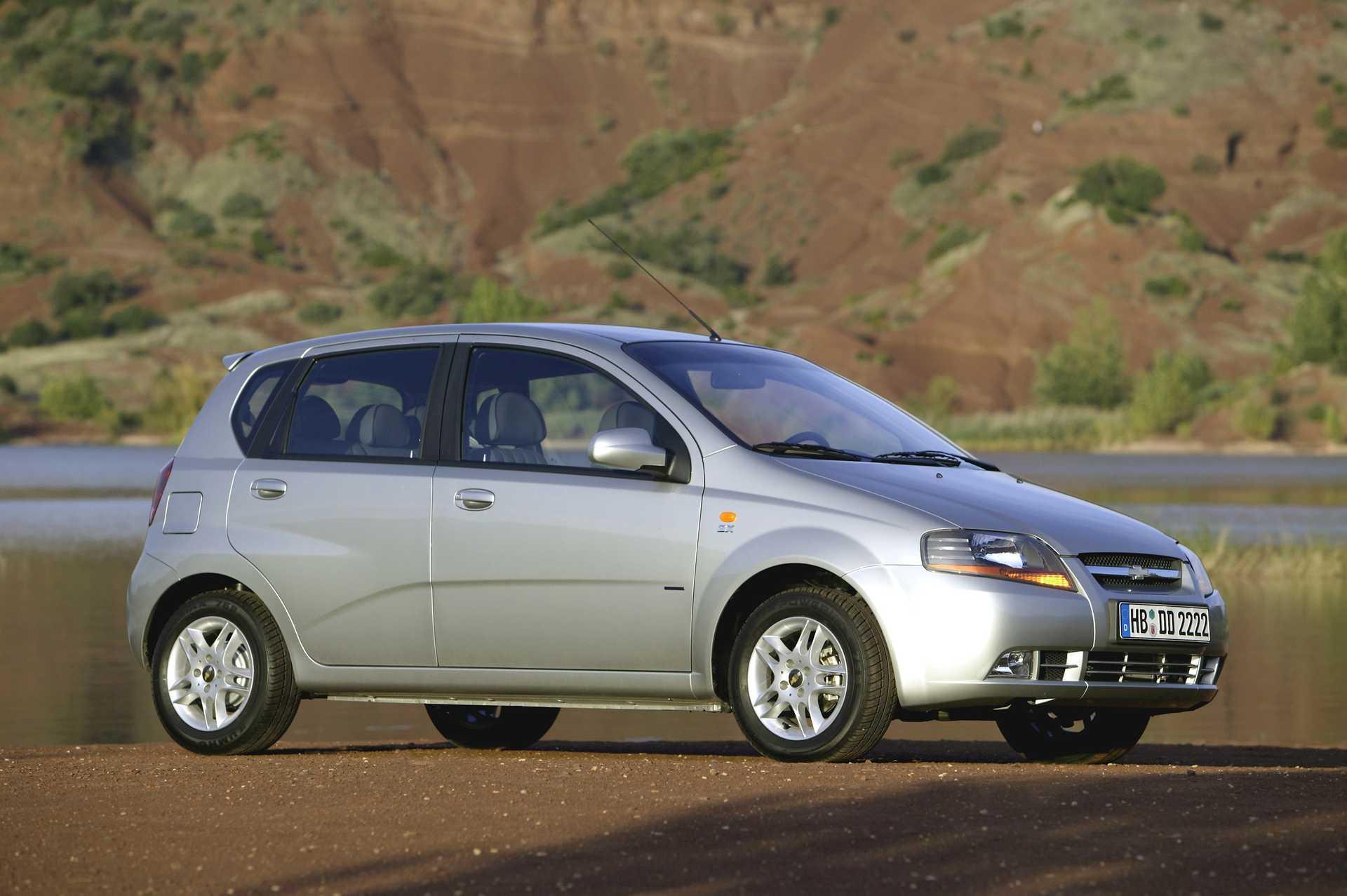 2008 Chevrolet Aveo Sedan Front Fuse Box Diagram